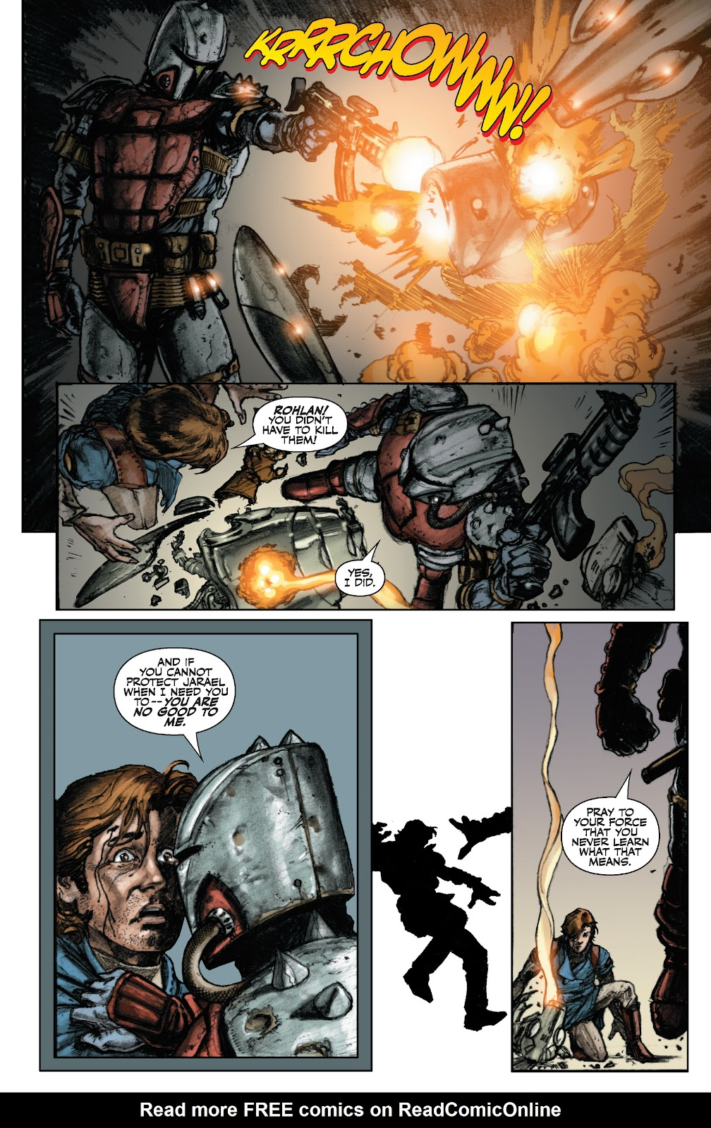 Read online Star Wars Legends: The Old Republic - Epic Collection comic -  Issue # TPB 3 (Part 1) - 27