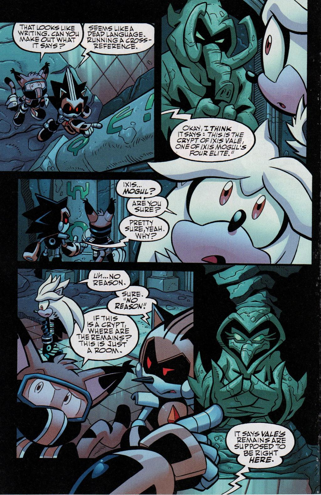 Read online Sonic Universe comic -  Issue #41 - 22
