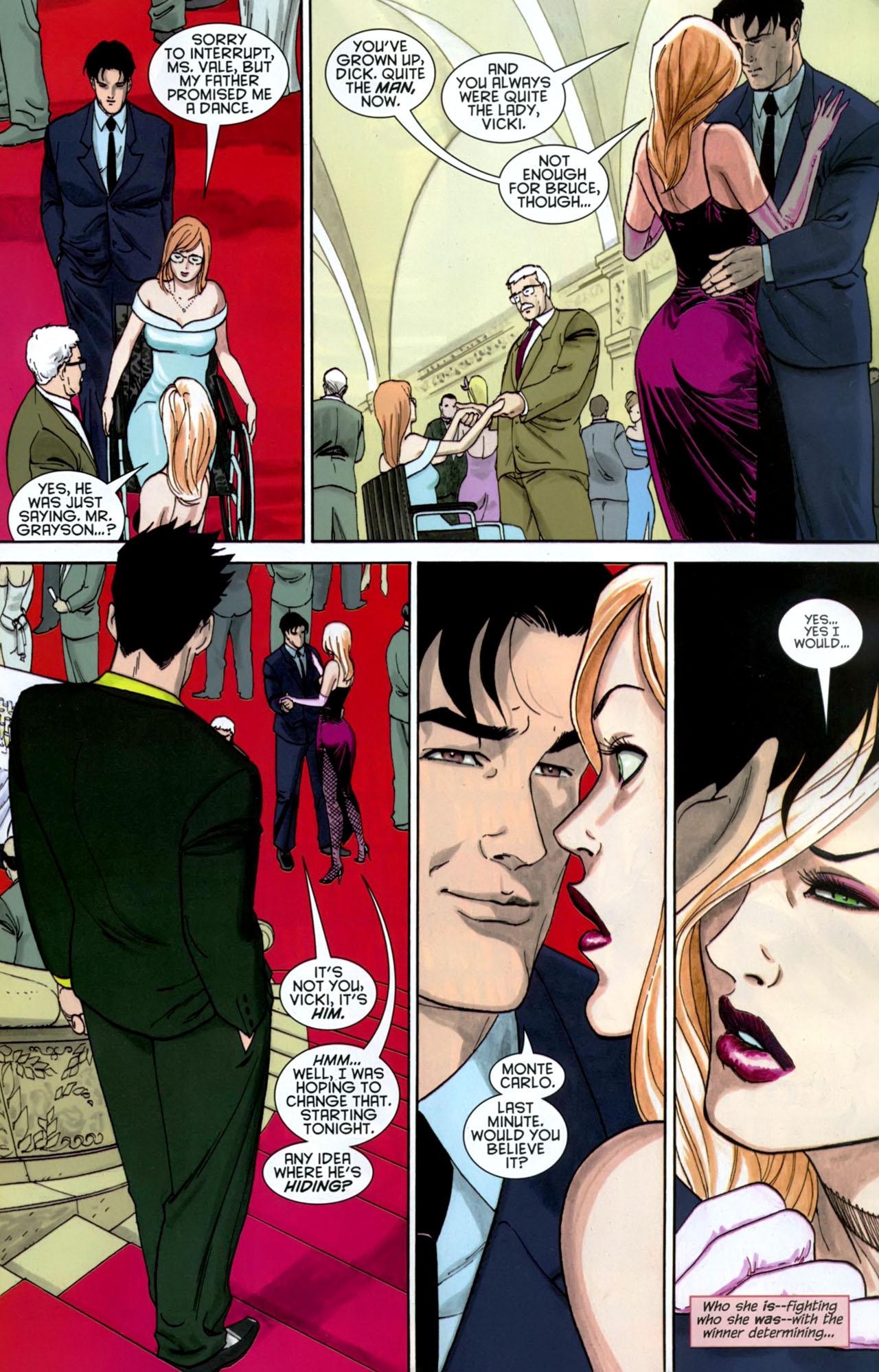 Read online Gotham Gazette comic -  Issue # Issue Batman Alive - 20