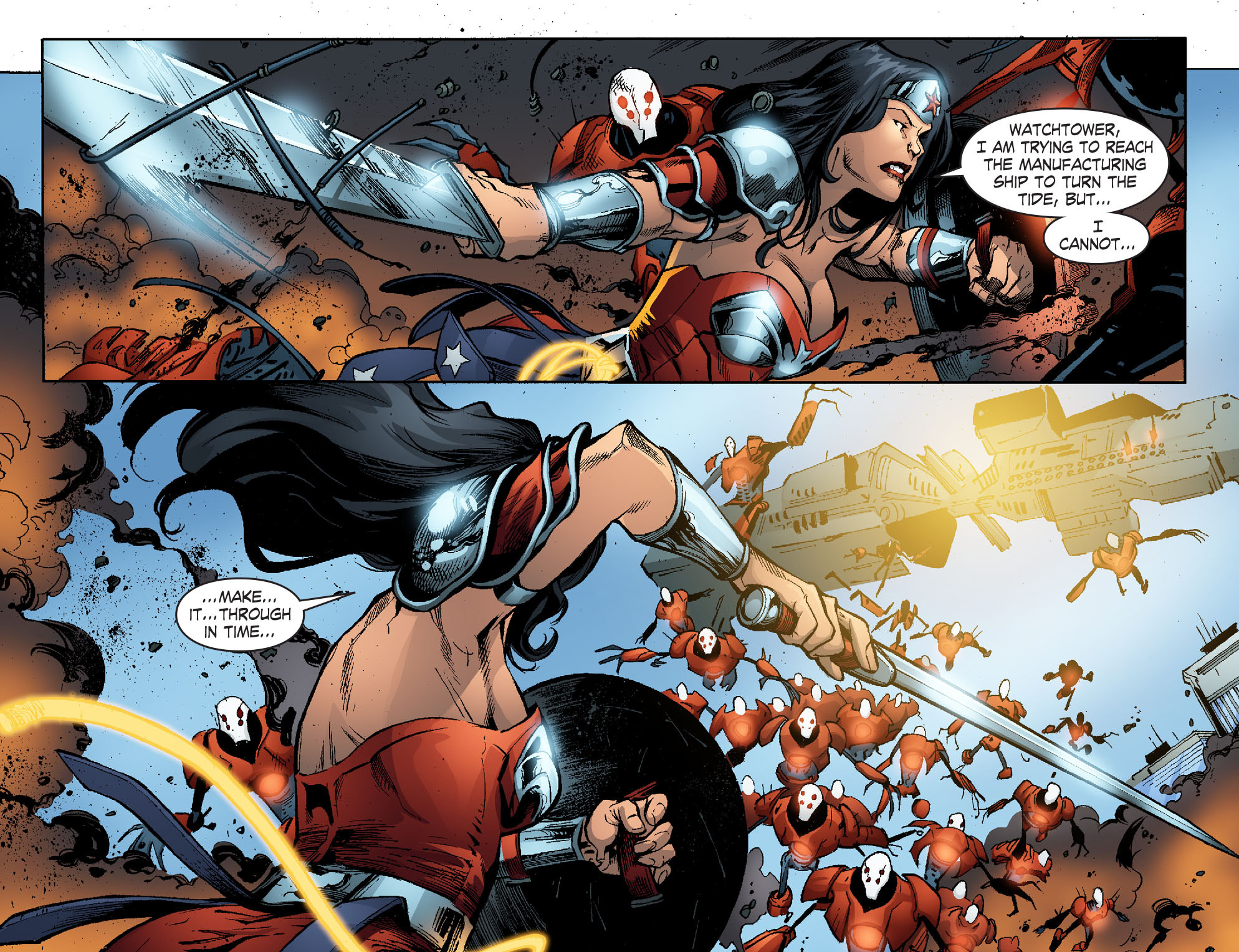 Read online Smallville: Continuity comic -  Issue #5 - 8