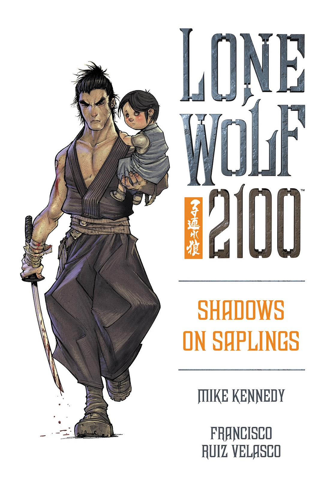 Lone Wolf 2100 issue TPB 1 - Page 1