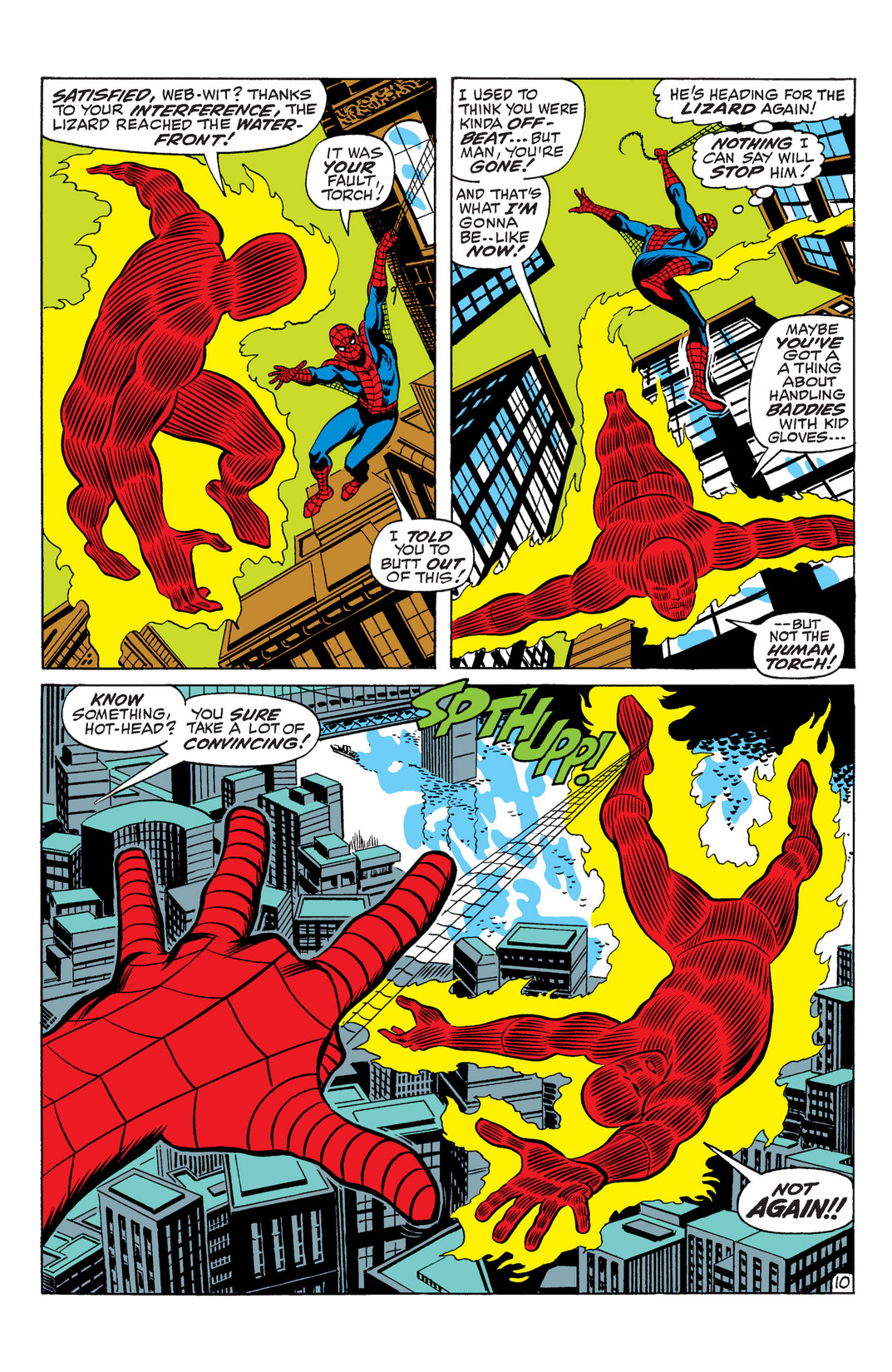 The Amazing Spider-Man (1963) 77 Page 10