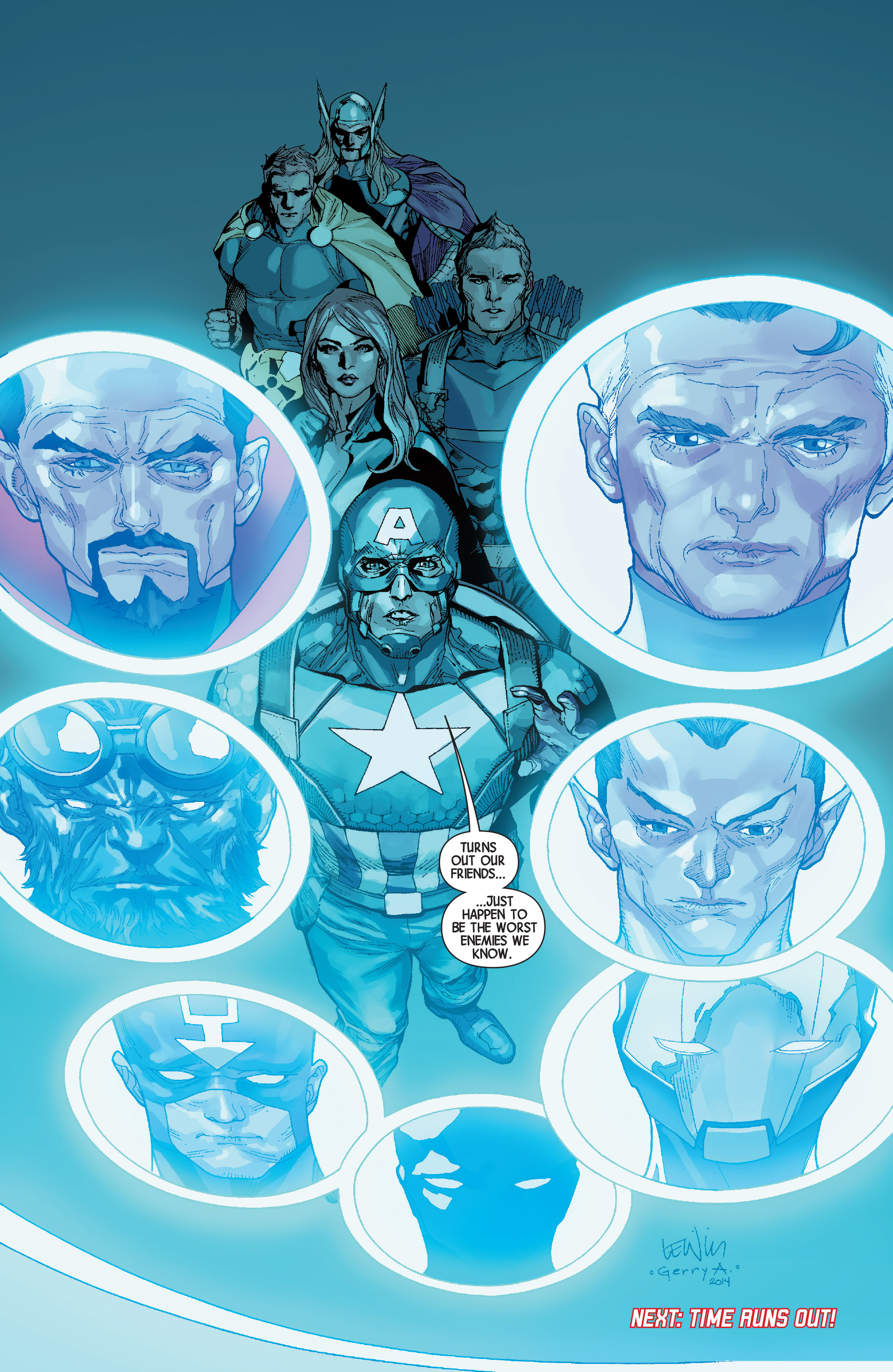 Read online Avengers (2013) comic -  Issue #34 - 24