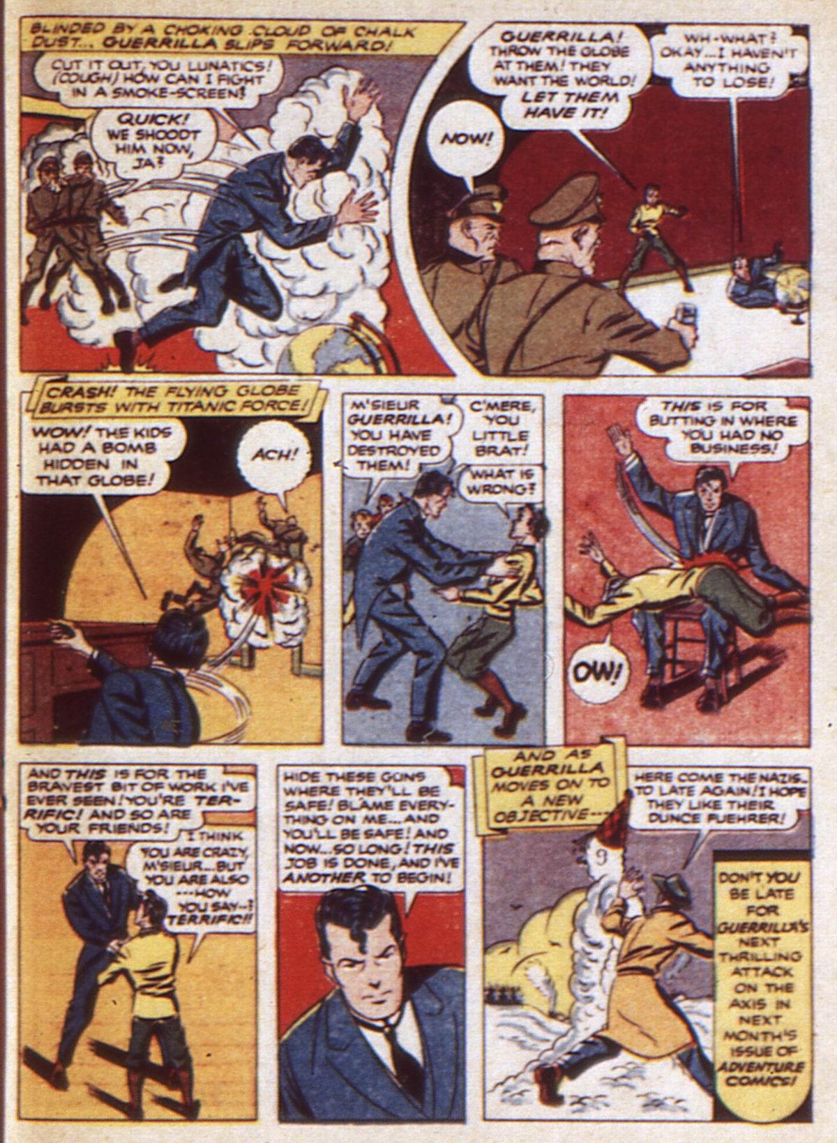 Read online Adventure Comics (1938) comic -  Issue #85 - 65
