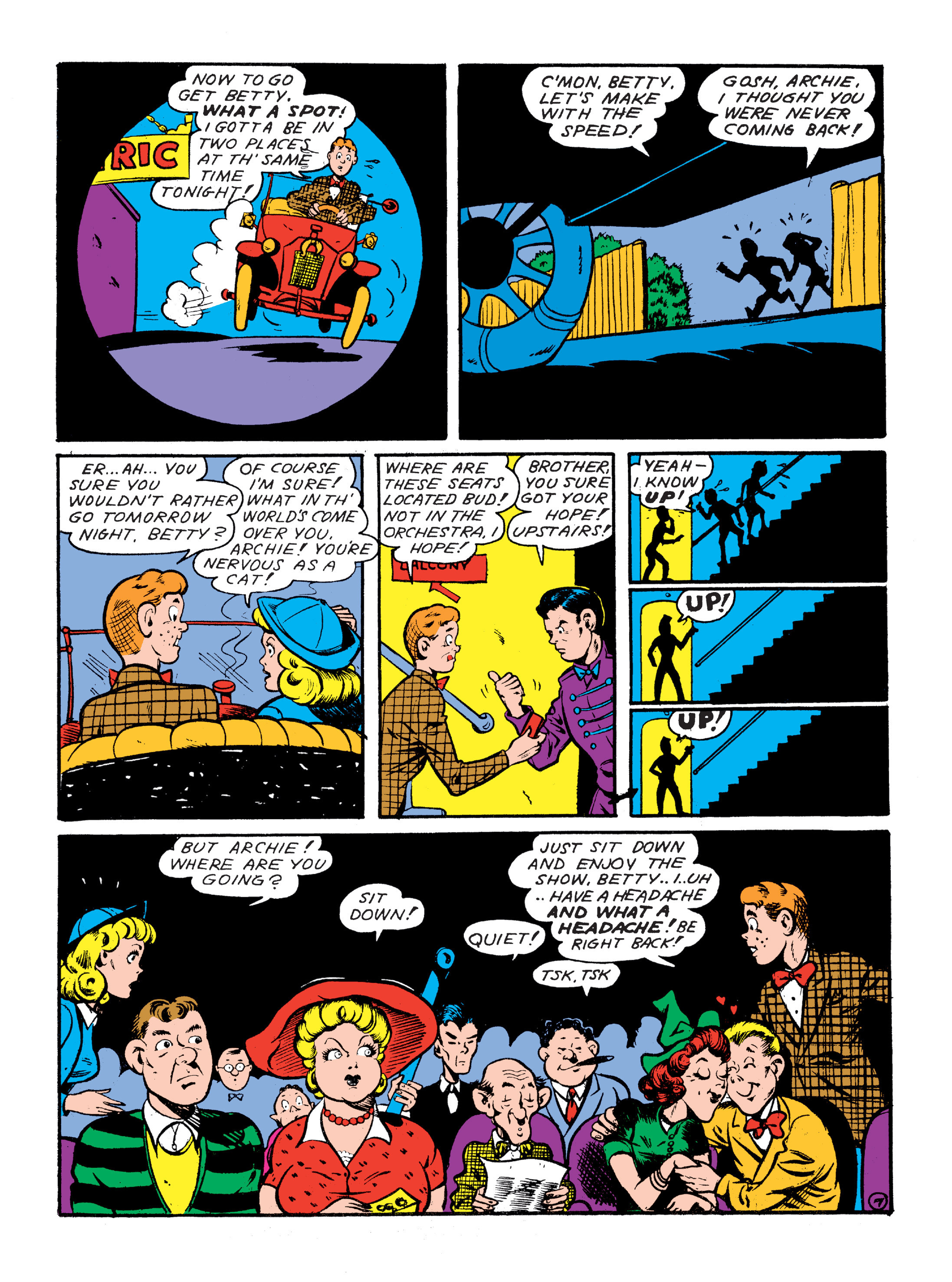 Read online Archie 1000 Page Comics Blowout! comic -  Issue # TPB (Part 3) - 205