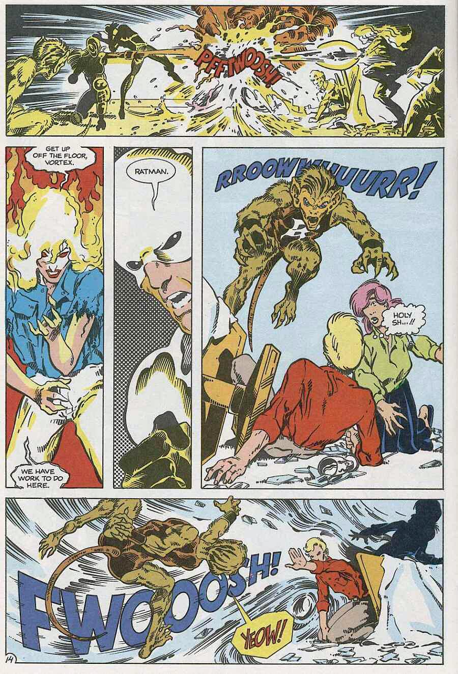 Elementals (1984) issue 1 - Page 16