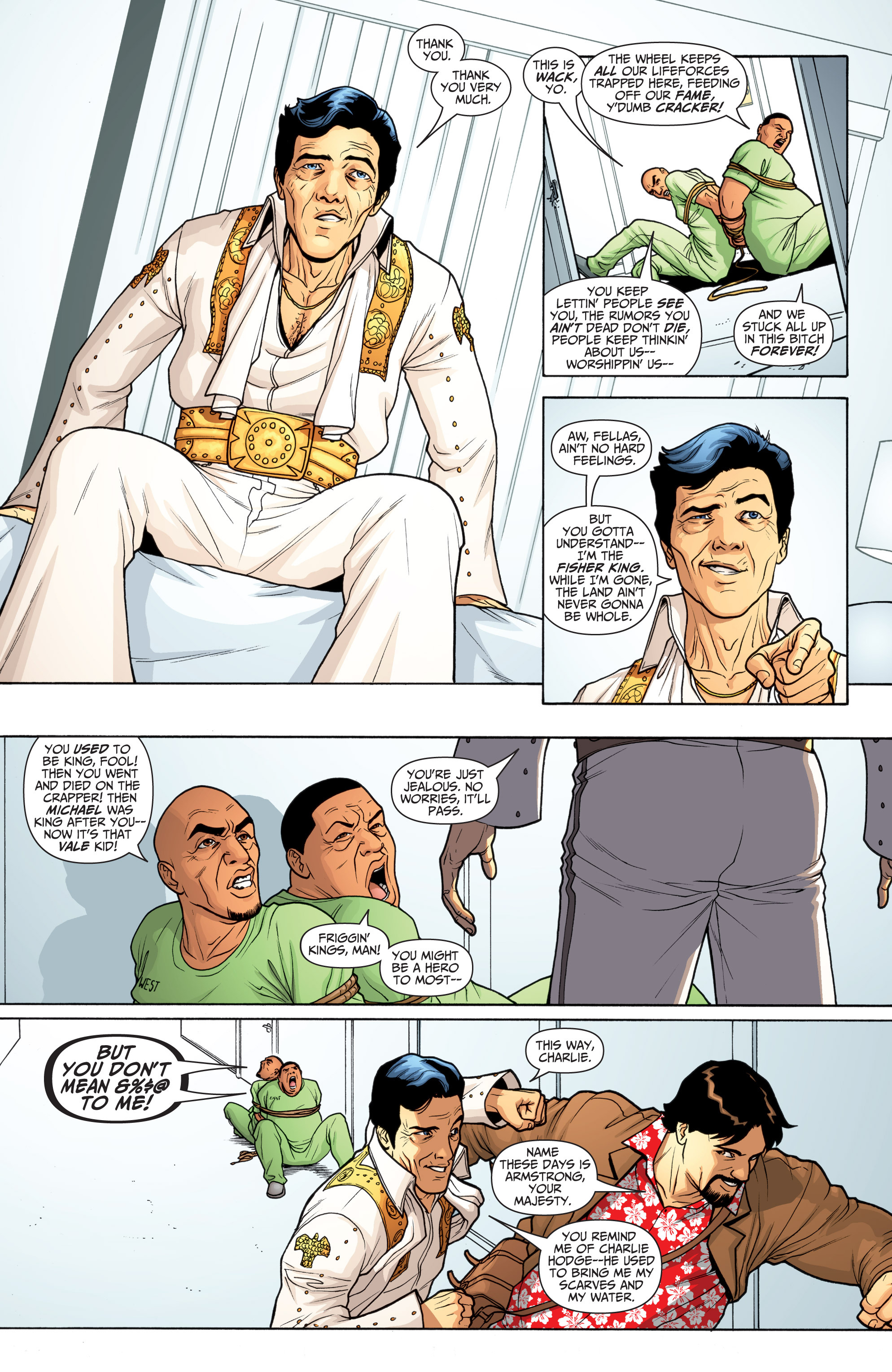 Read online Archer and Armstrong comic -  Issue #Archer and Armstrong _TPB 6 - 57