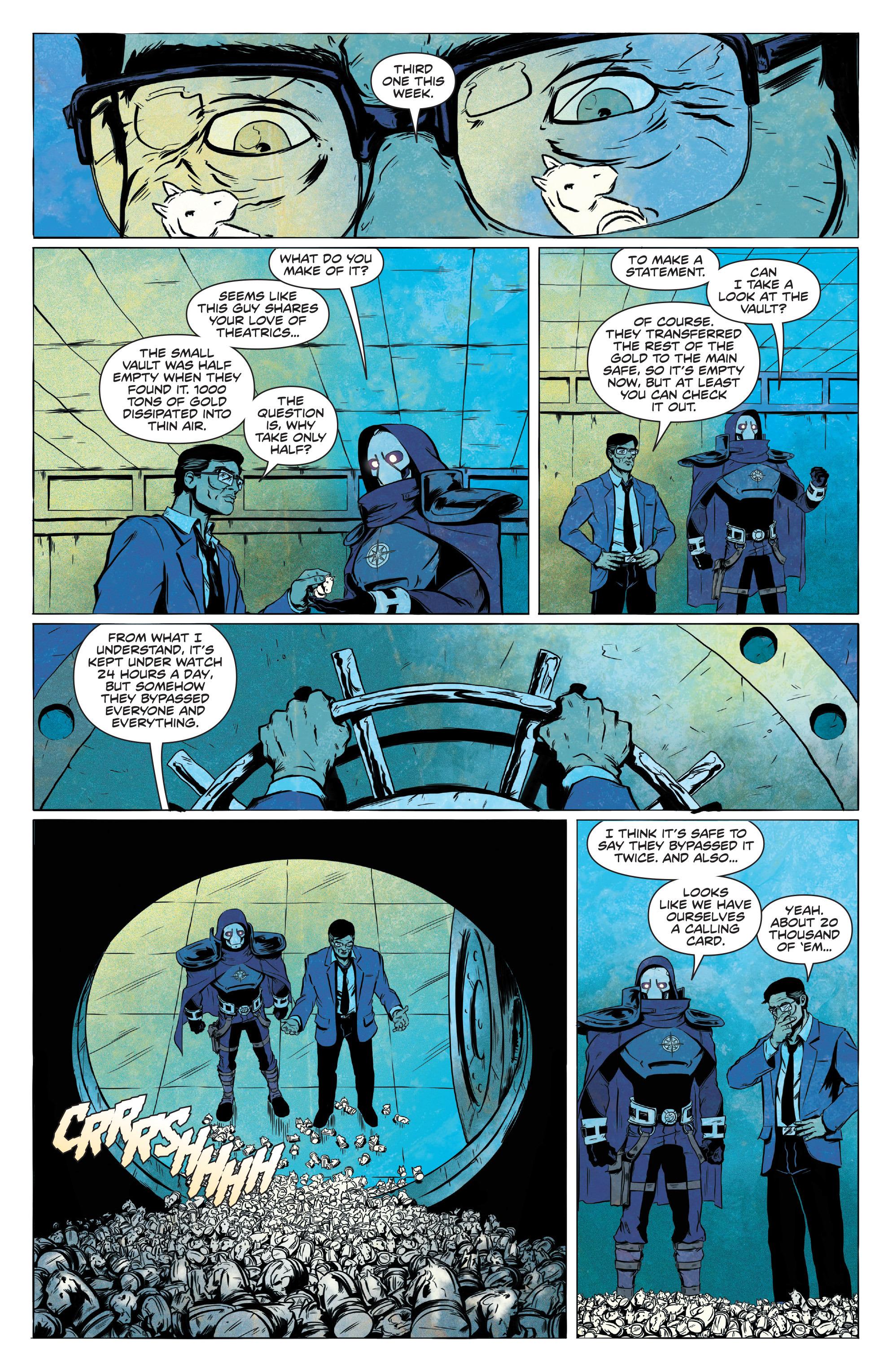 Read online Translucid comic -  Issue #2 - 10