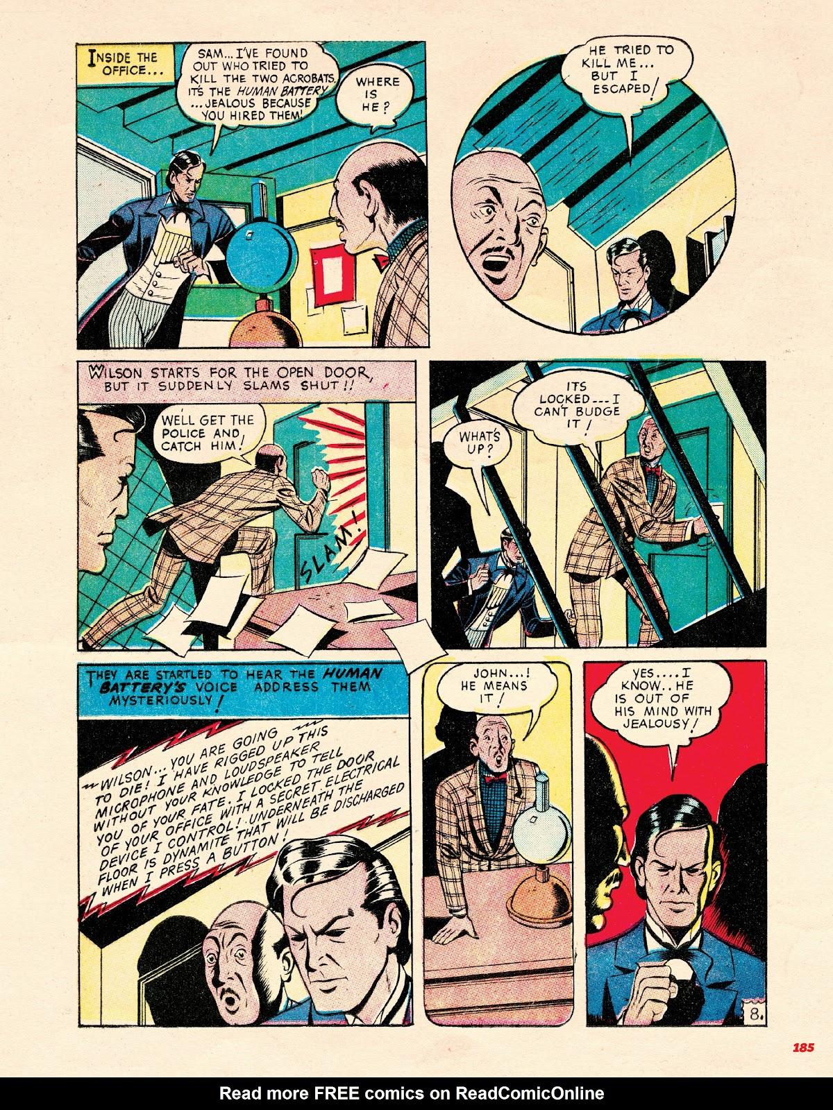 Read online Super Weird Heroes comic -  Issue # TPB 2 (Part 2) - 85