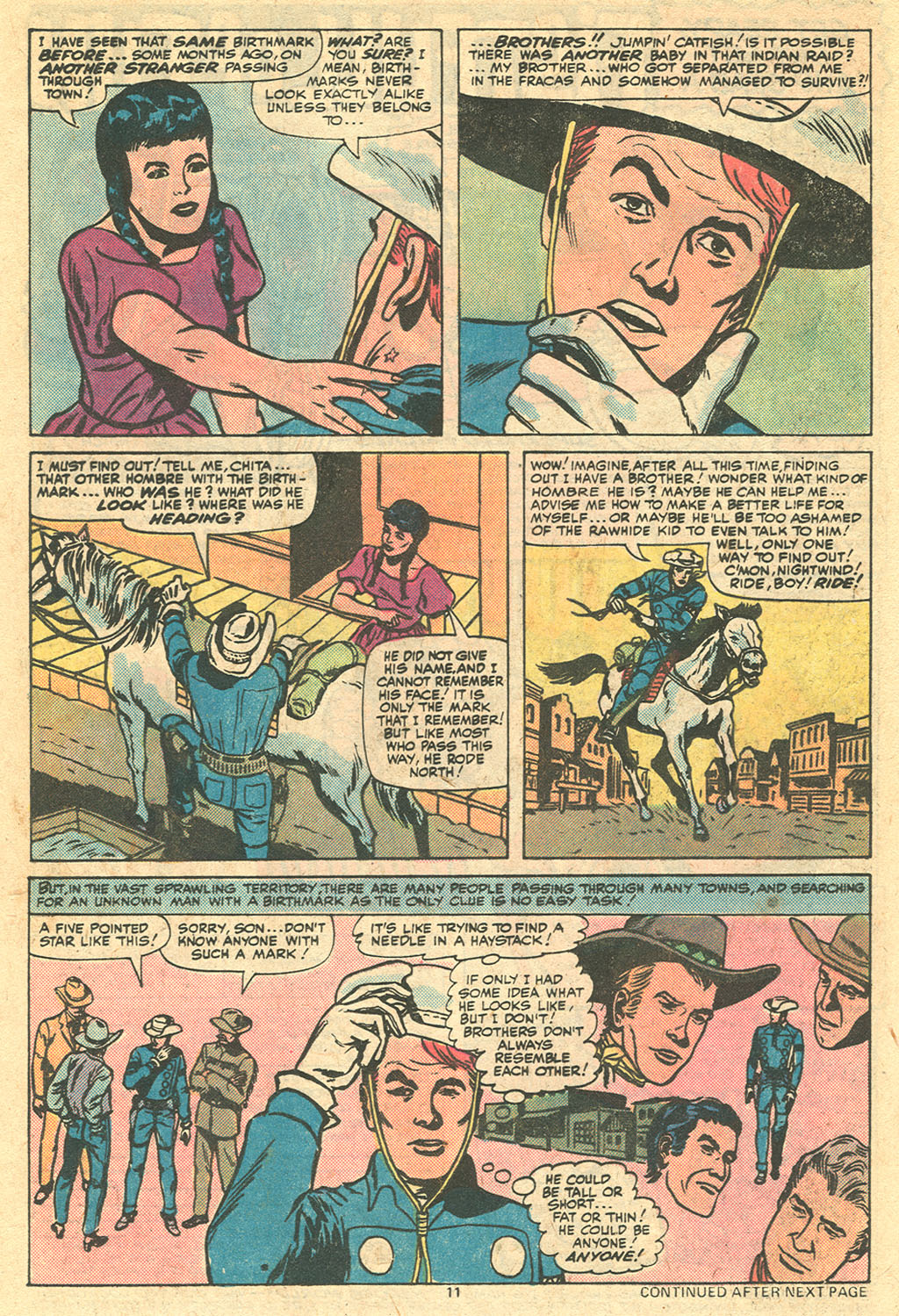 The Rawhide Kid (1955) issue 143 - Page 13