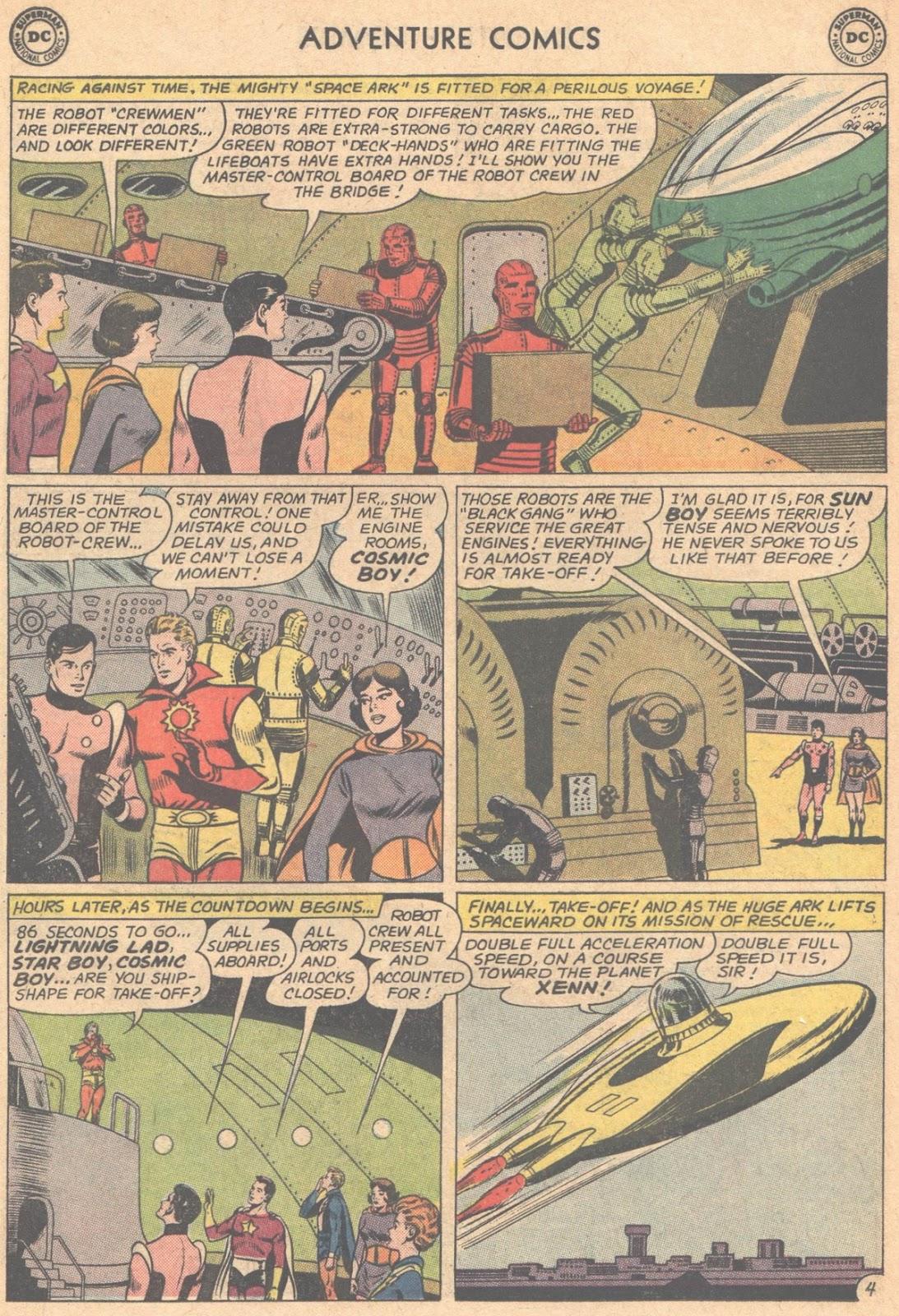 Comic Adventure Comics (1938) issue 318