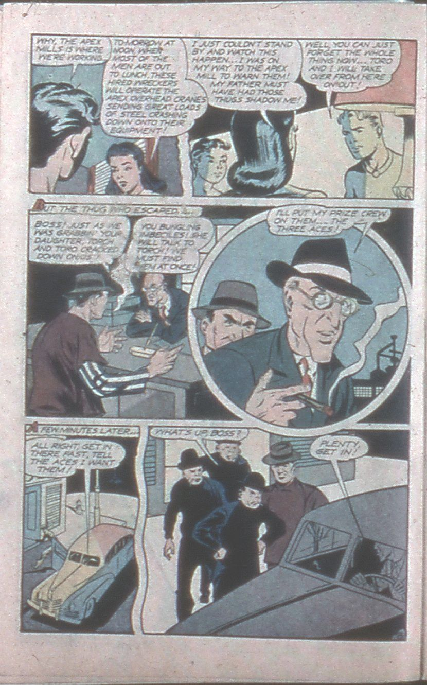 Marvel Mystery Comics (1939) issue 63 - Page 11