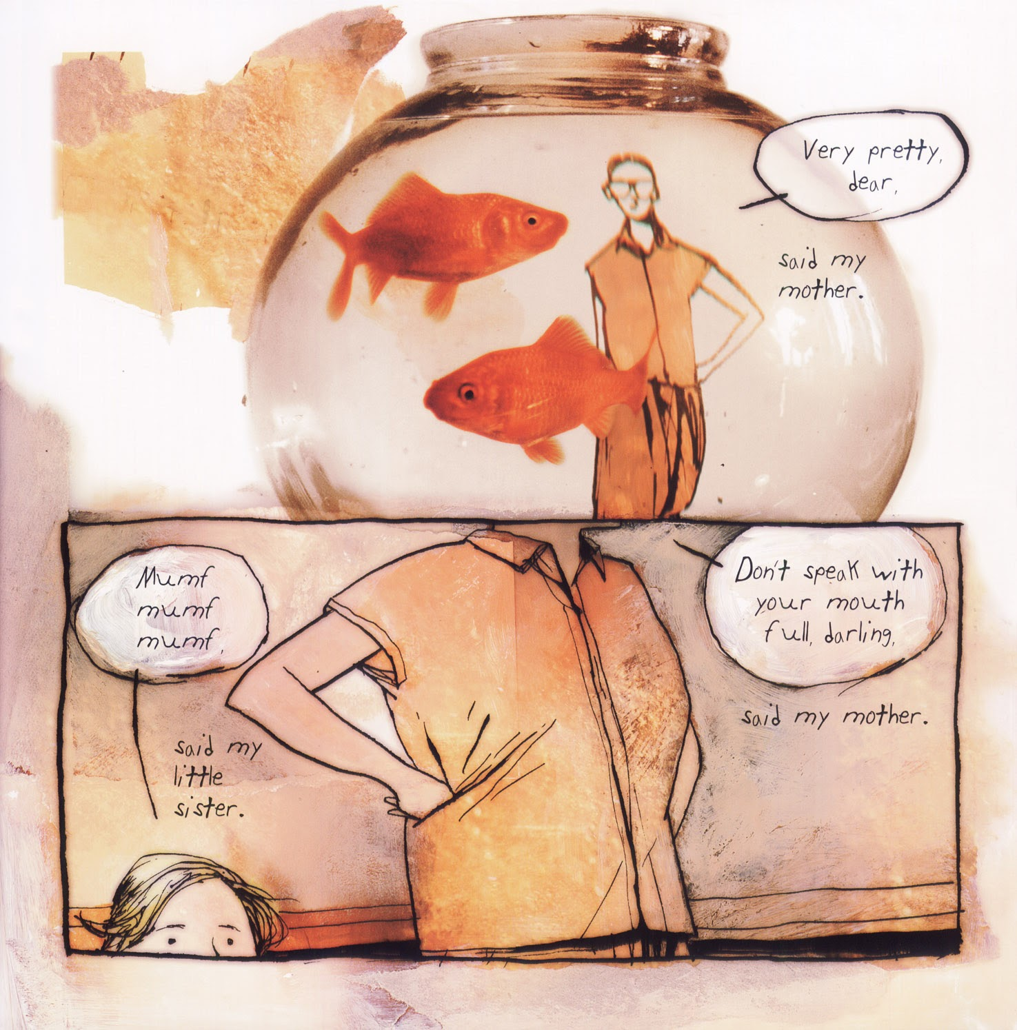 Read online The Day I Swapped My Dad For Two Goldfish comic -  Issue # Full - 18