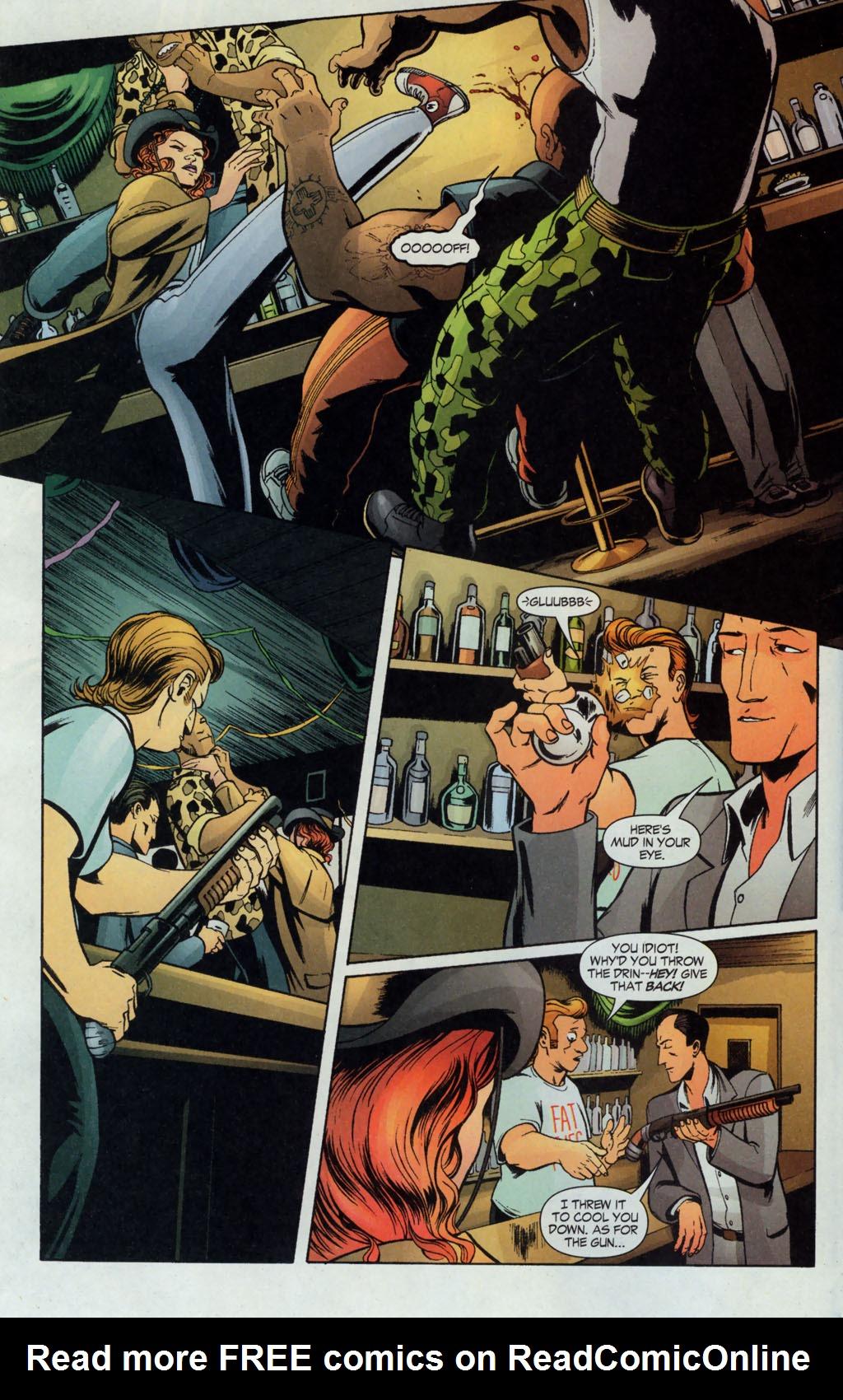 Read online Fallen Angel (2003) comic -  Issue #12 - 6