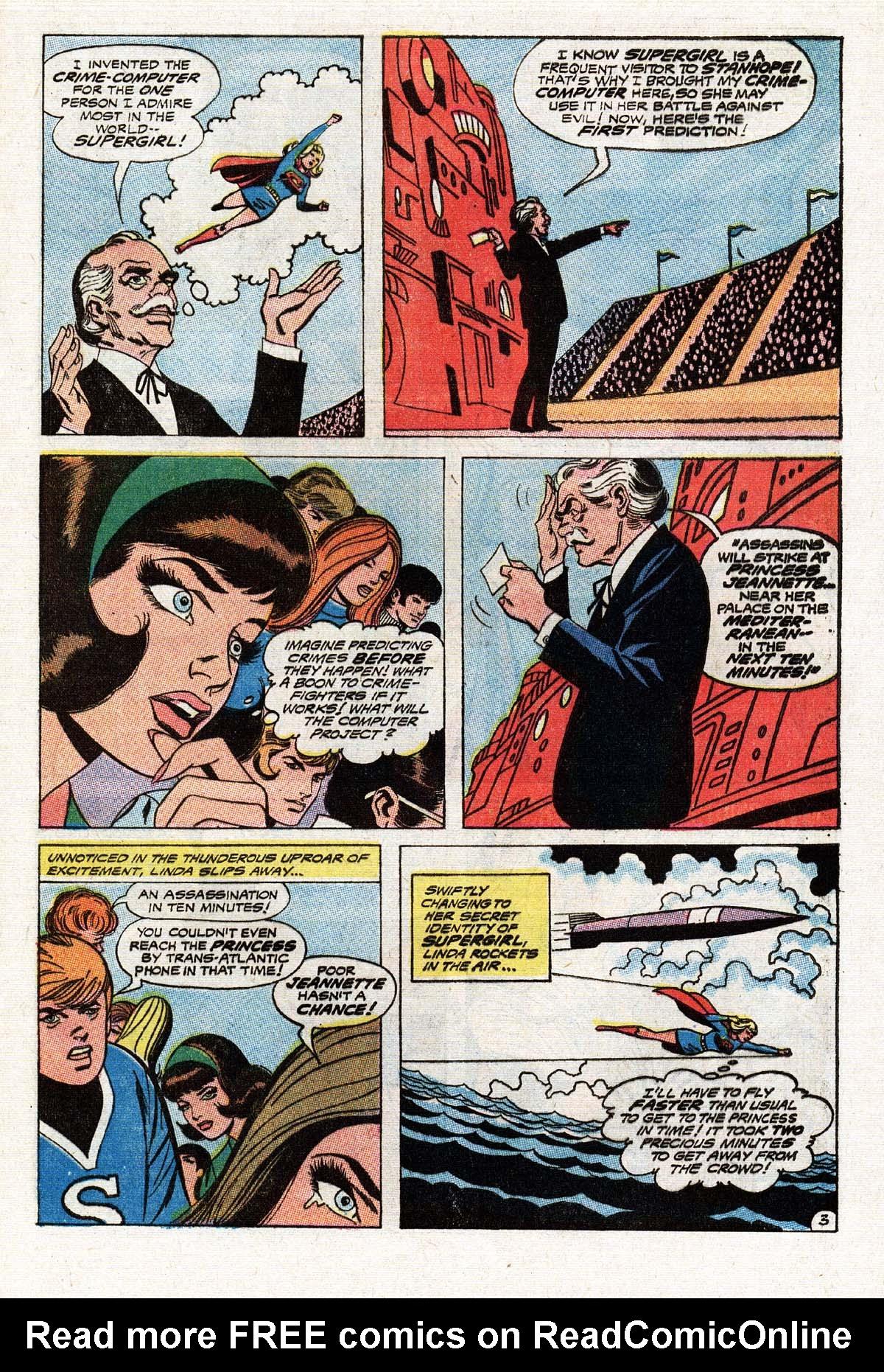 Read online Adventure Comics (1938) comic -  Issue #393 - 5