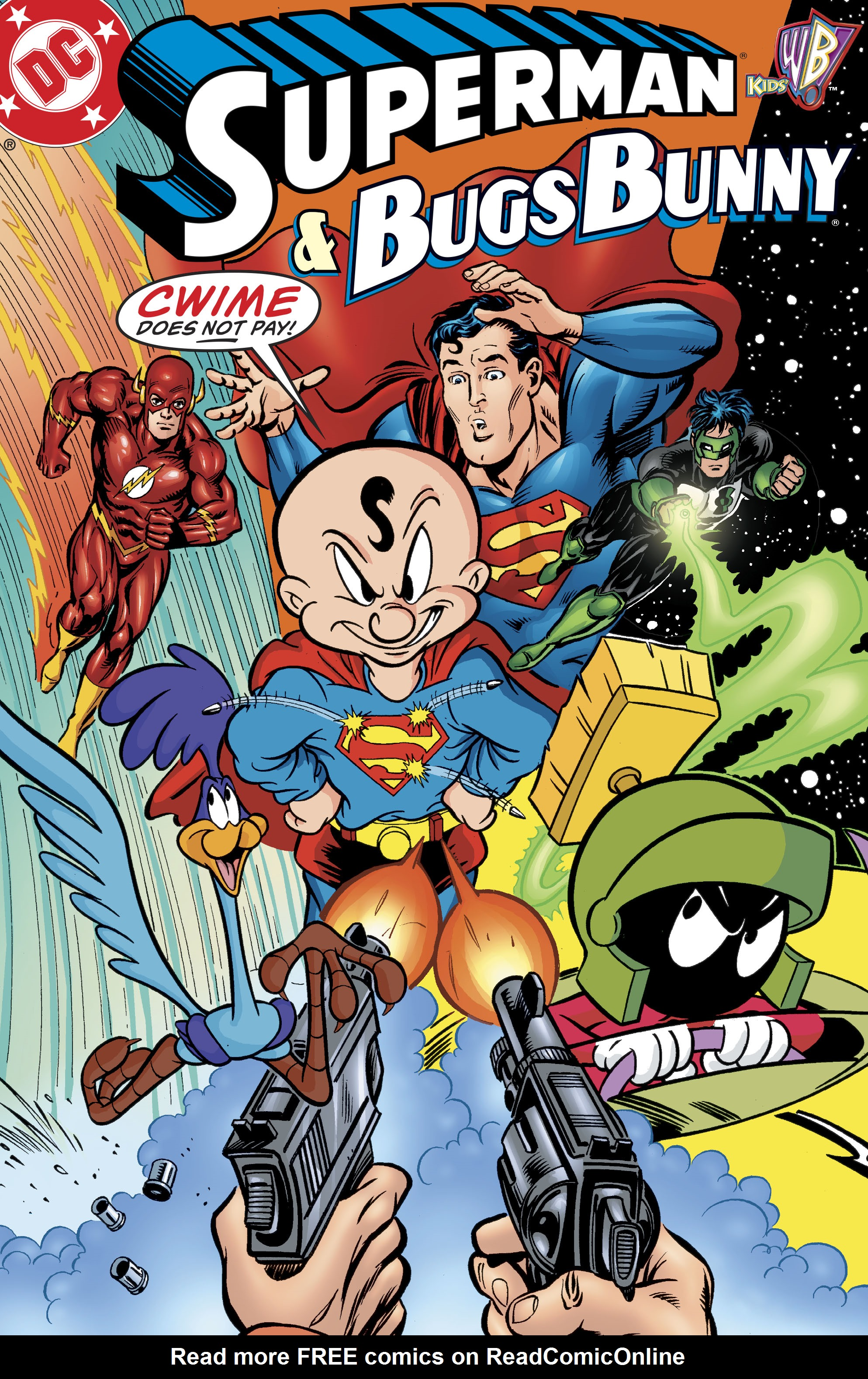Read online DC/Looney Tunes 100-Page Super Spectacular comic -  Issue # Full - 48
