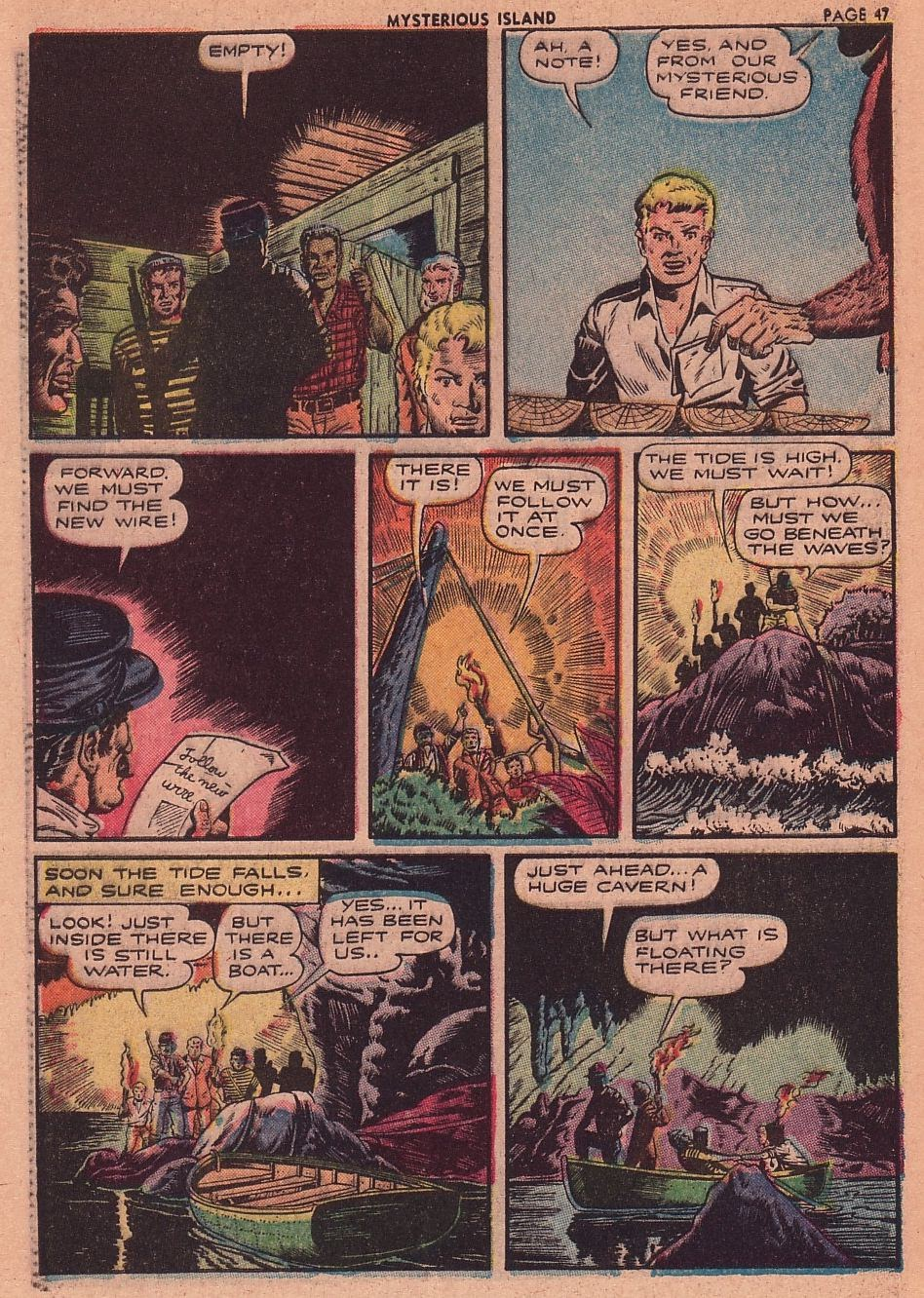 Classics Illustrated issue 34 - Page 44