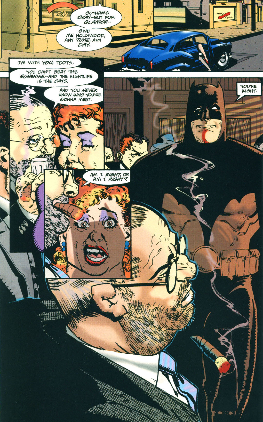 Read online Batman: Dark Allegiances comic -  Issue # Full - 44