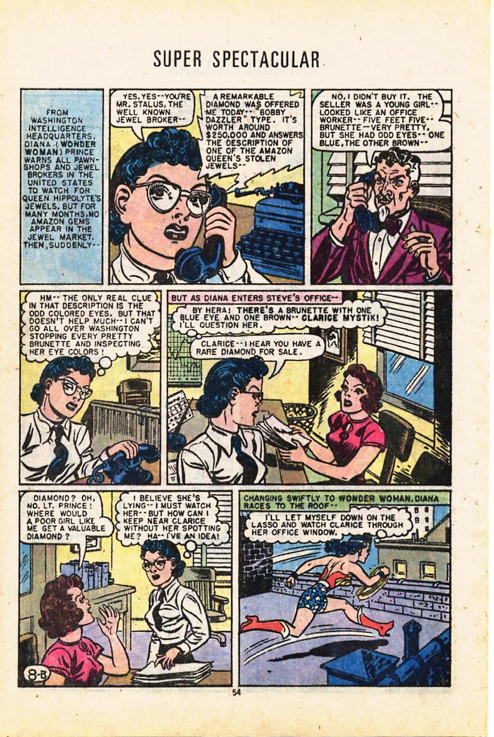 Read online Adventure Comics (1938) comic -  Issue #416 - 54