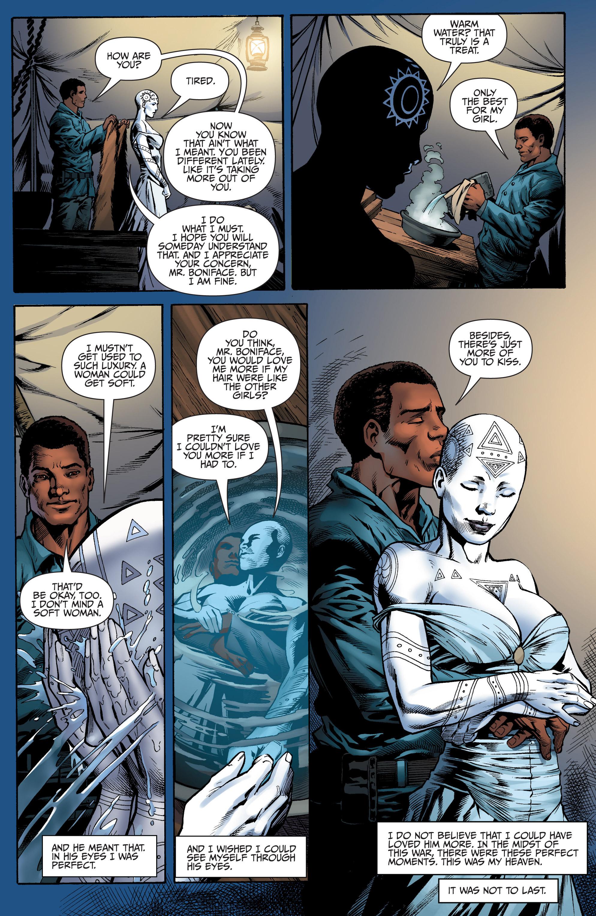 Read online Shadowman (2012) comic -  Issue #10 - 11