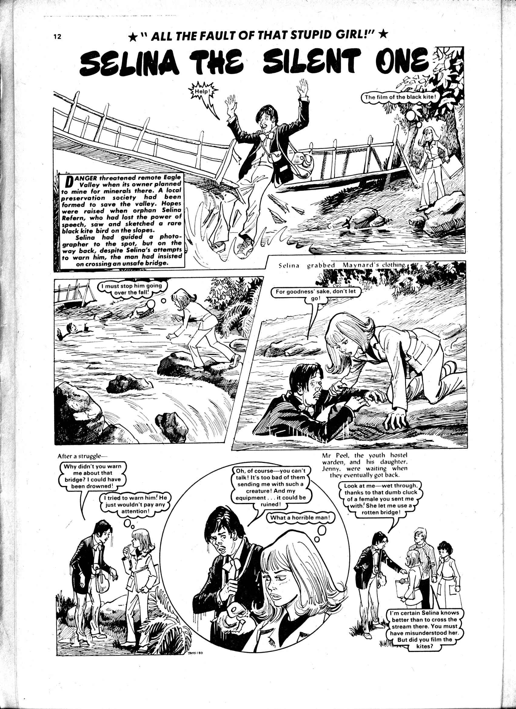 Read online Judy comic -  Issue #43 - 12