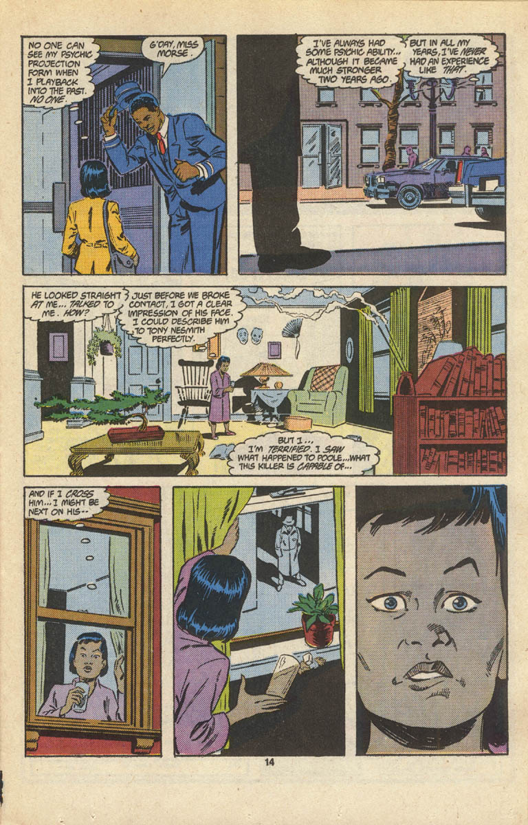 Read online Justice (1986) comic -  Issue #16 - 15