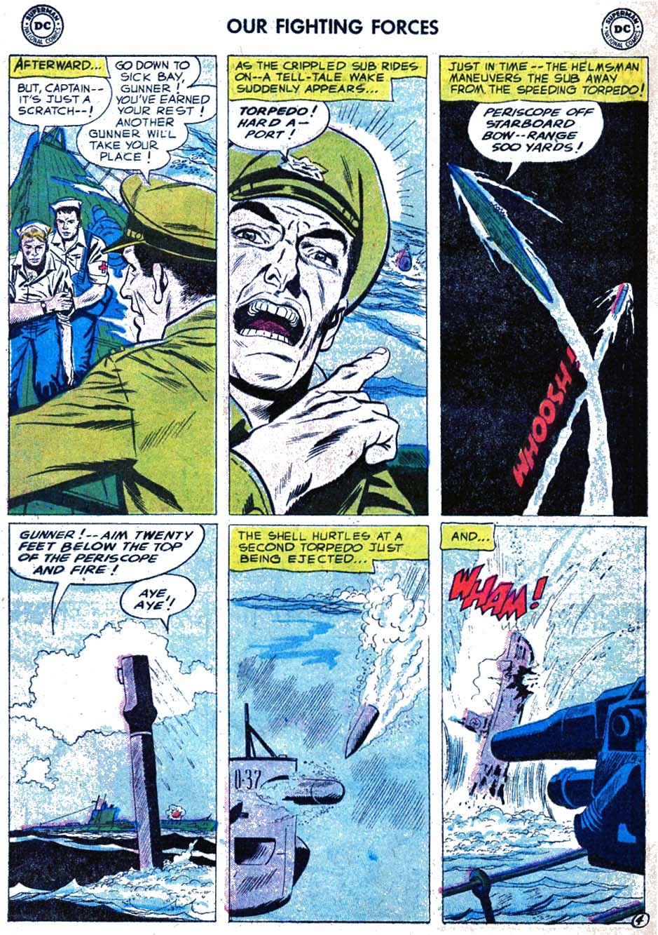 Our Fighting Forces (1954) issue 17 - Page 30