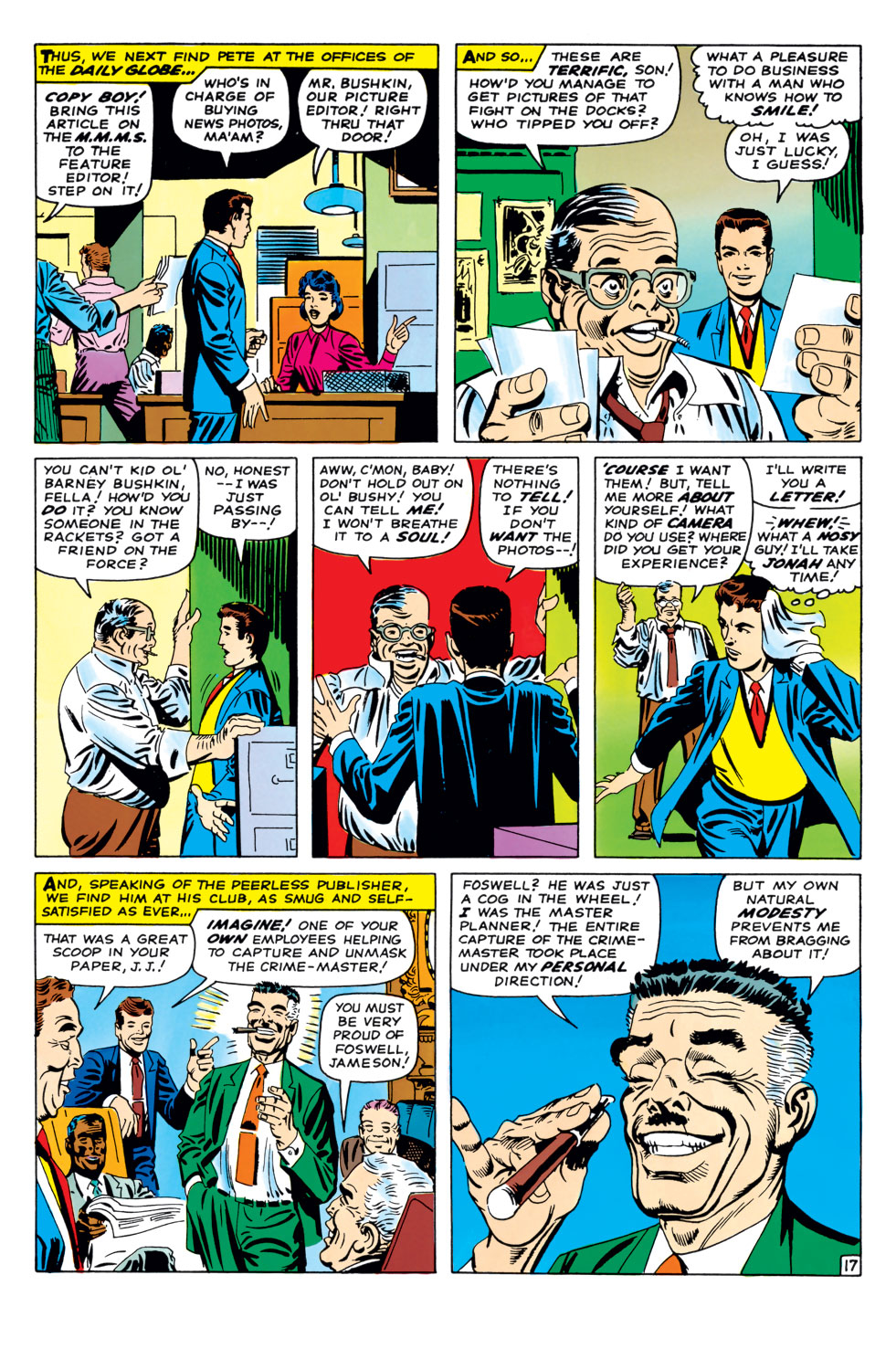 The Amazing Spider-Man (1963) 27 Page 17