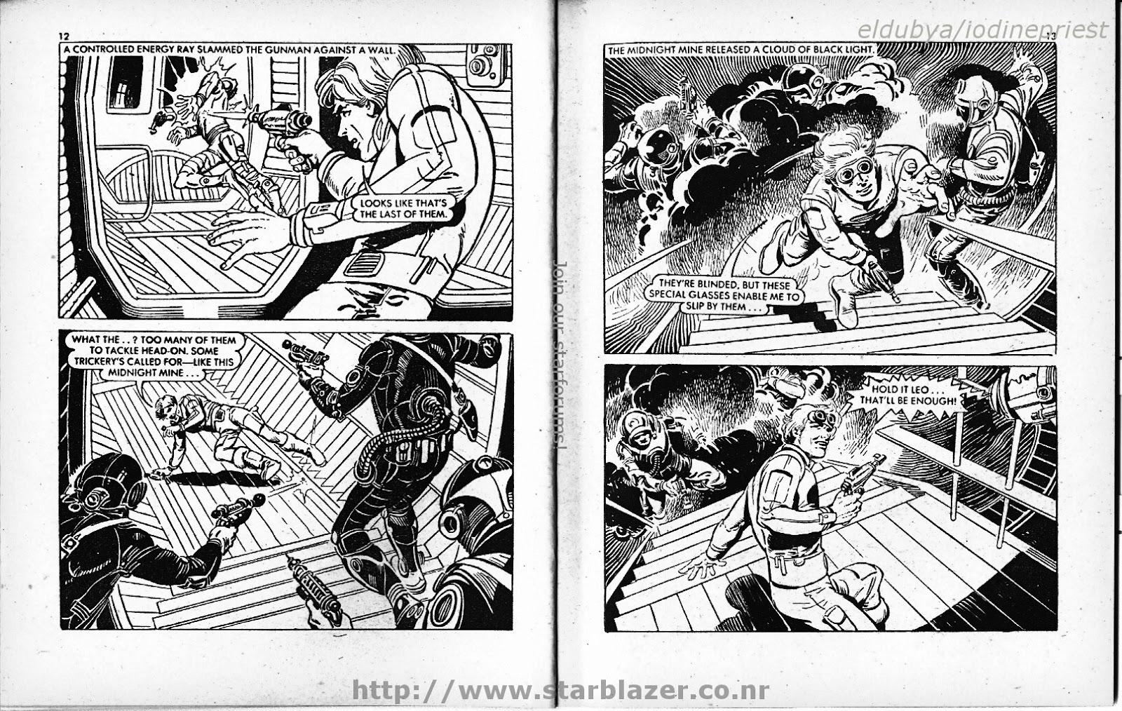 Starblazer issue 73 - Page 8