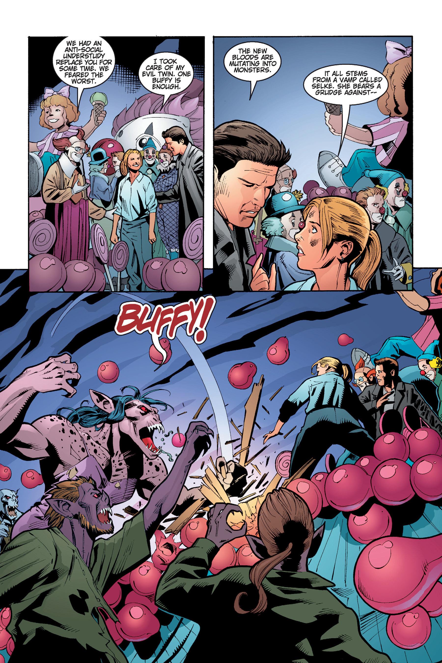 Read online Buffy the Vampire Slayer: Omnibus comic -  Issue # TPB 4 - 199