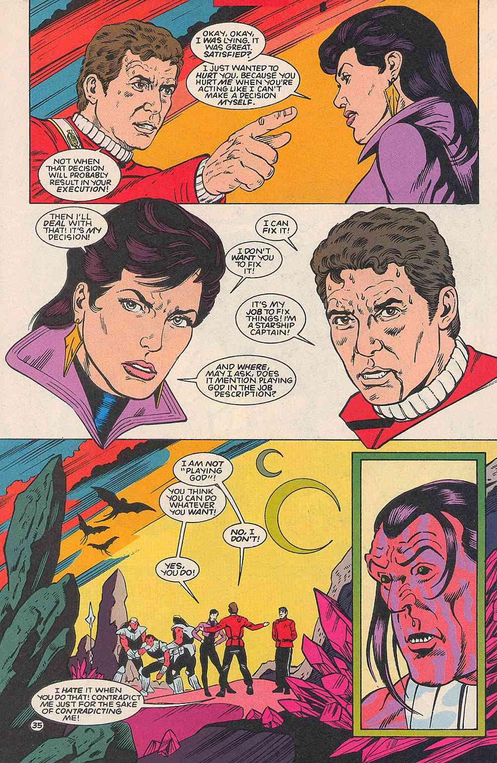 Read online Star Trek (1989) comic -  Issue # _Special 1 - 42