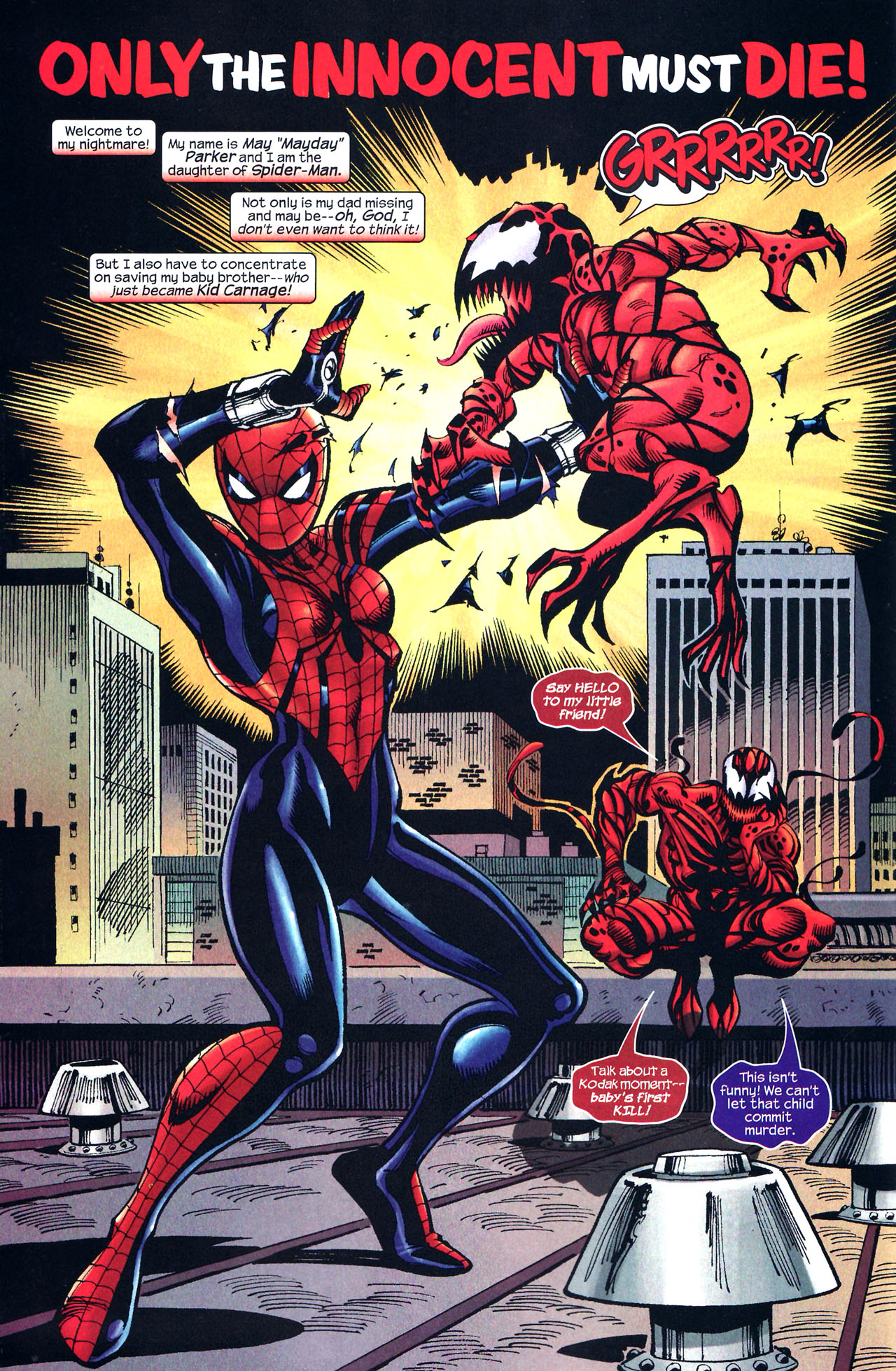 Read online Amazing Spider-Girl comic -  Issue #12 - 3
