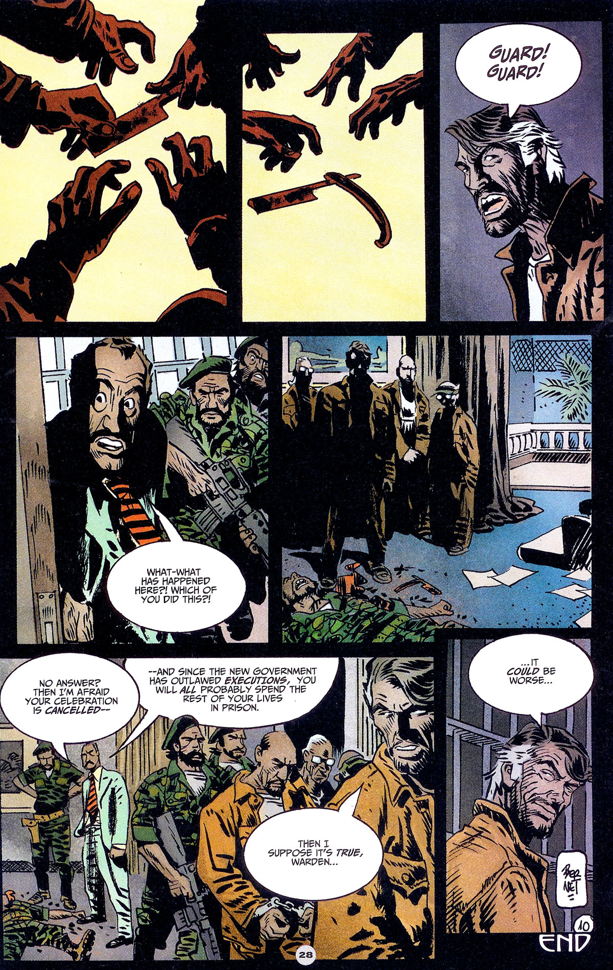 Read online Solo (2004) comic -  Issue #6 - 29
