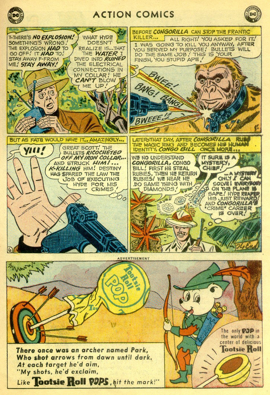 Read online Action Comics (1938) comic -  Issue #251 - 23