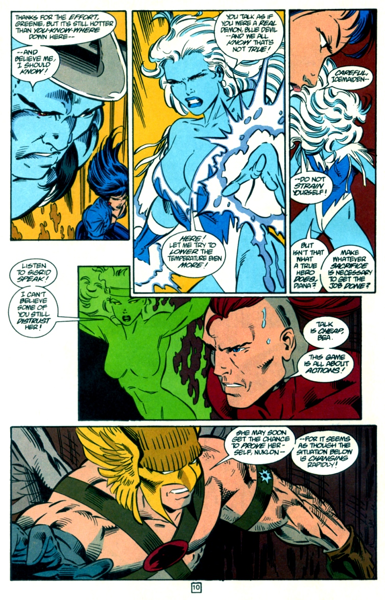 Read online Gunfire comic -  Issue #13 - 14