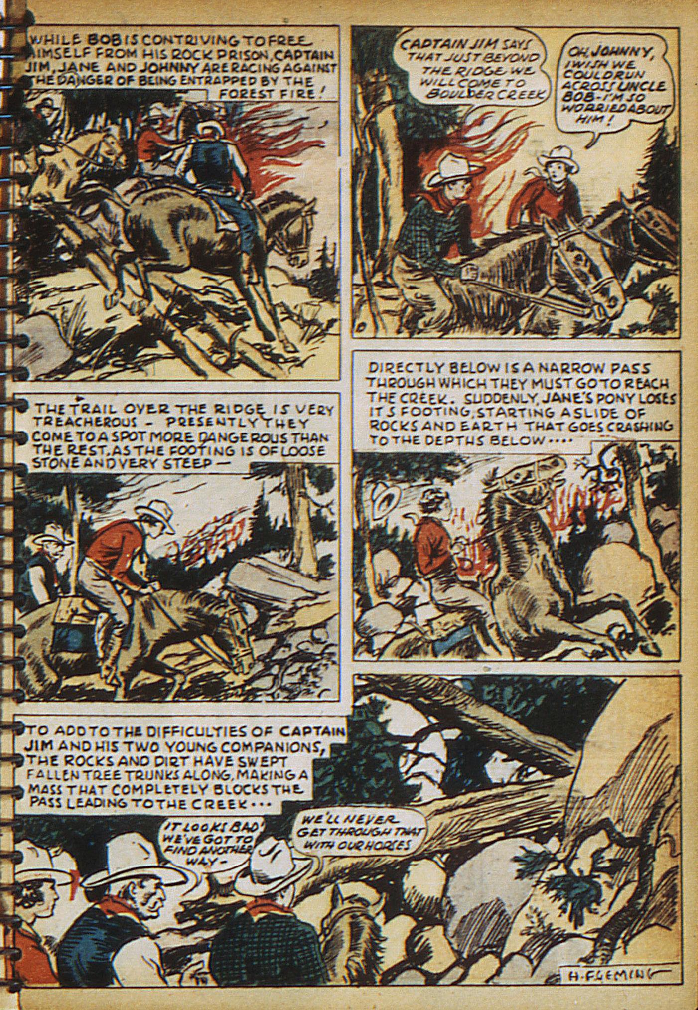 Read online Adventure Comics (1938) comic -  Issue #18 - 6