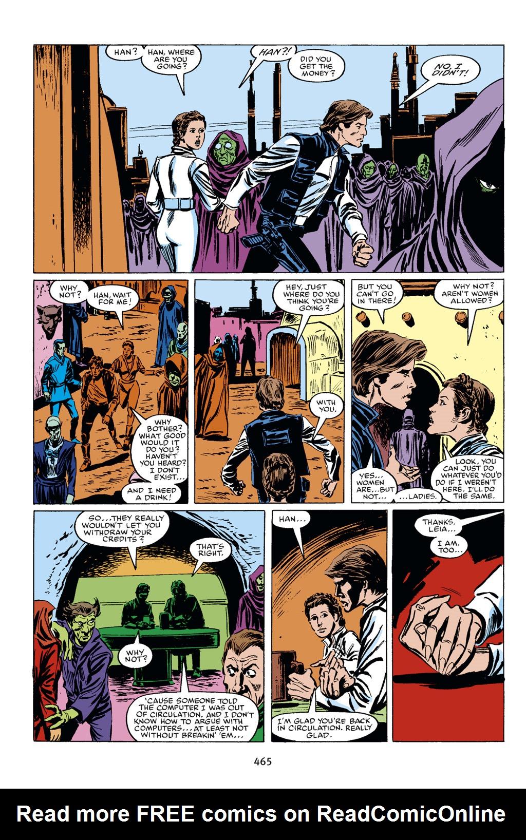 Read online Star Wars Omnibus comic -  Issue # Vol. 18.5 - 182