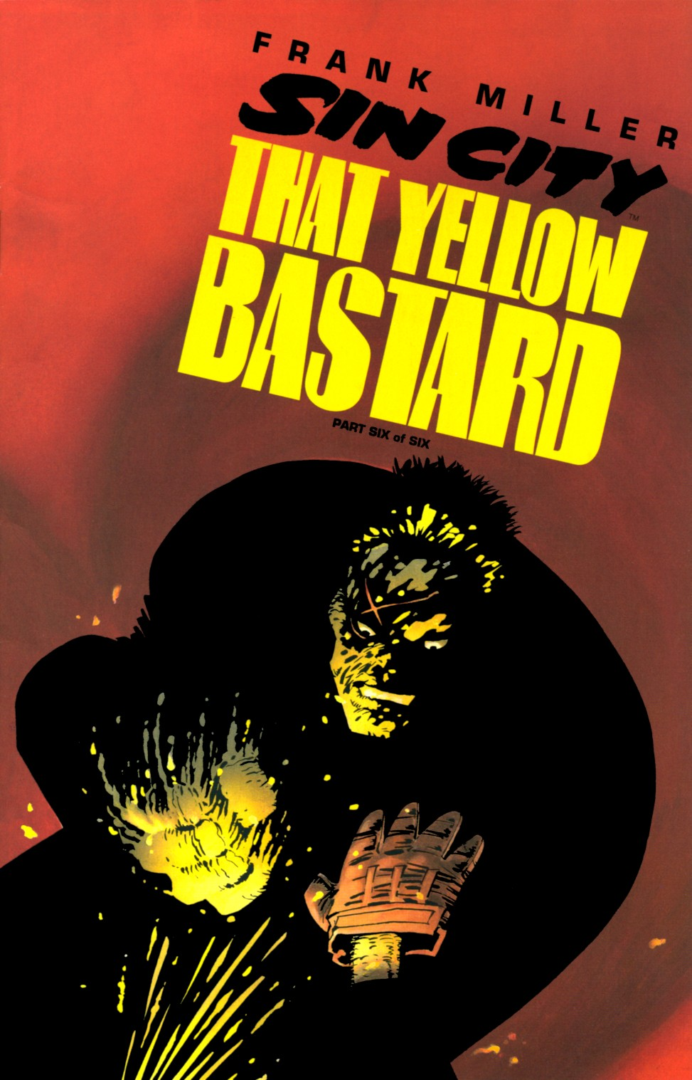Read online Sin City: That Yellow Bastard comic -  Issue #6 - 1