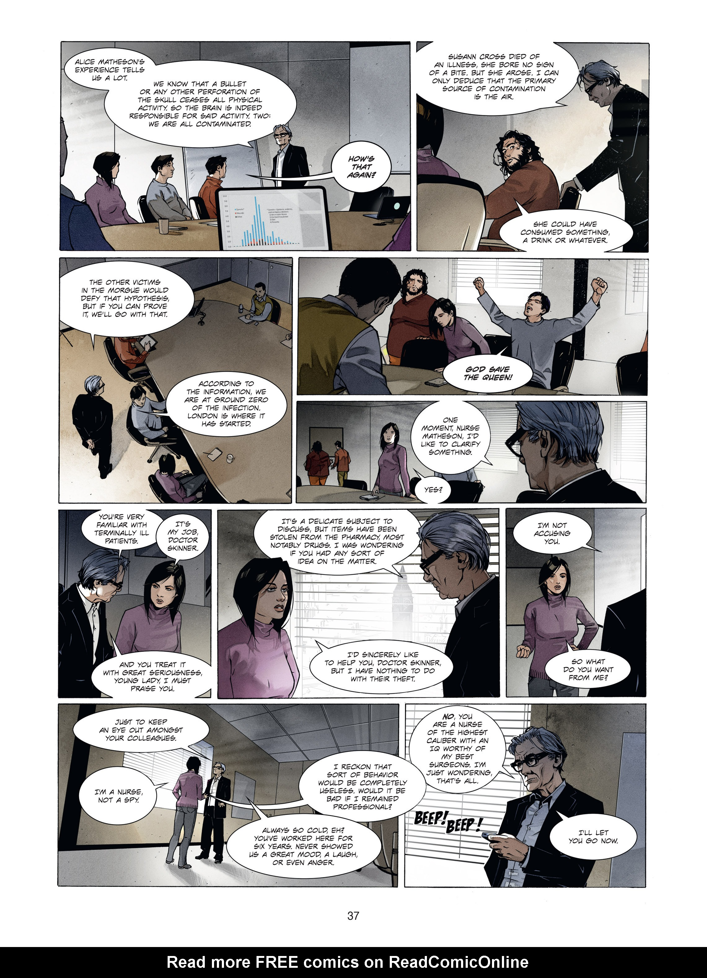 Read online Alice Matheson comic -  Issue #1 - 36