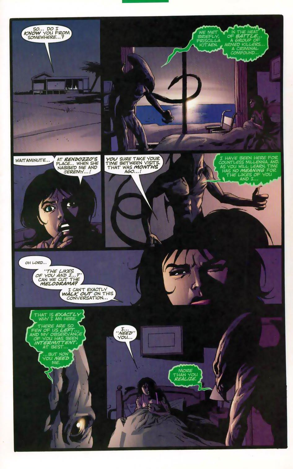 Wildcats (1999) Issue #28 #29 - English 2