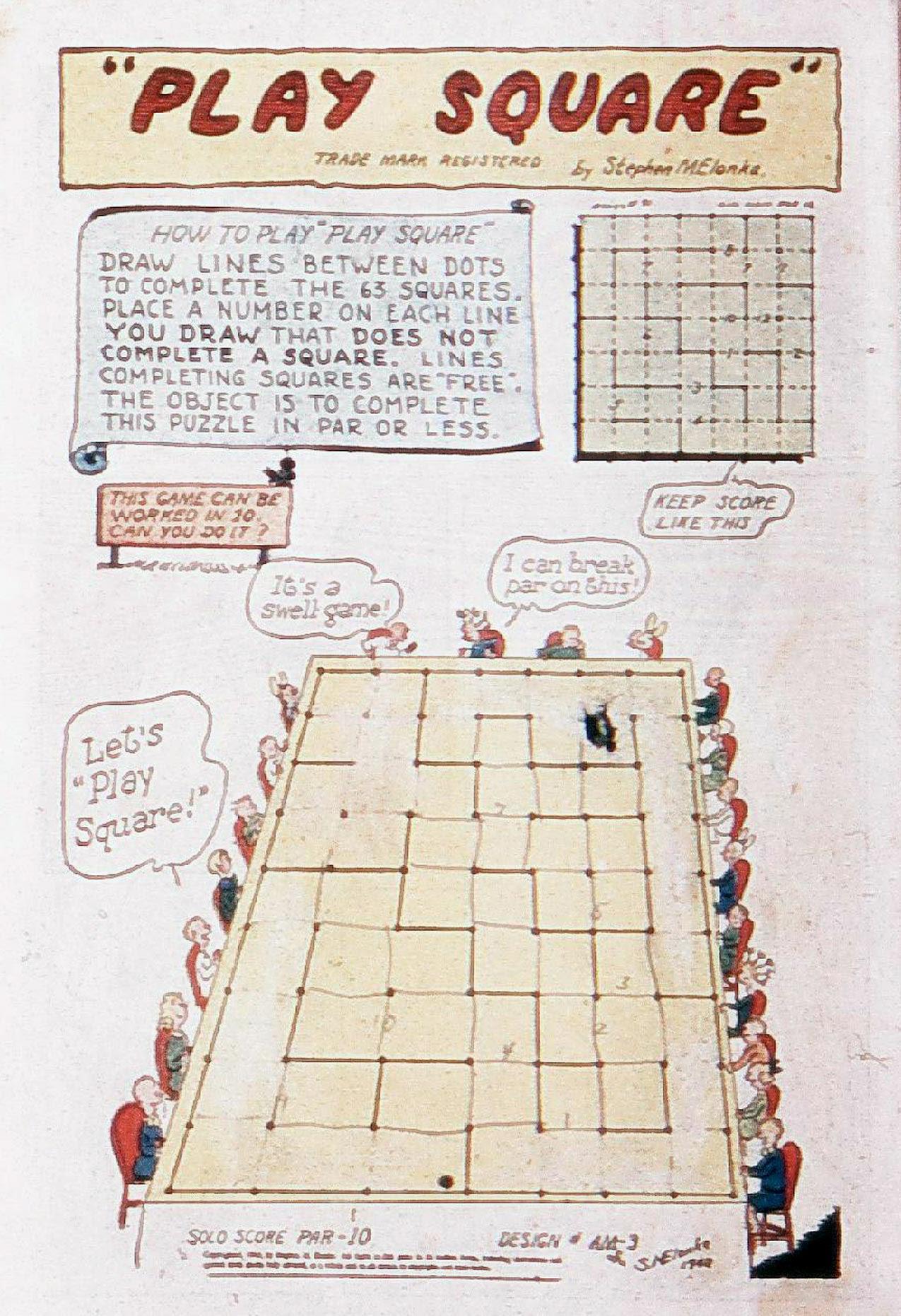 Read online Amazing Man Comics comic -  Issue #20 - 67