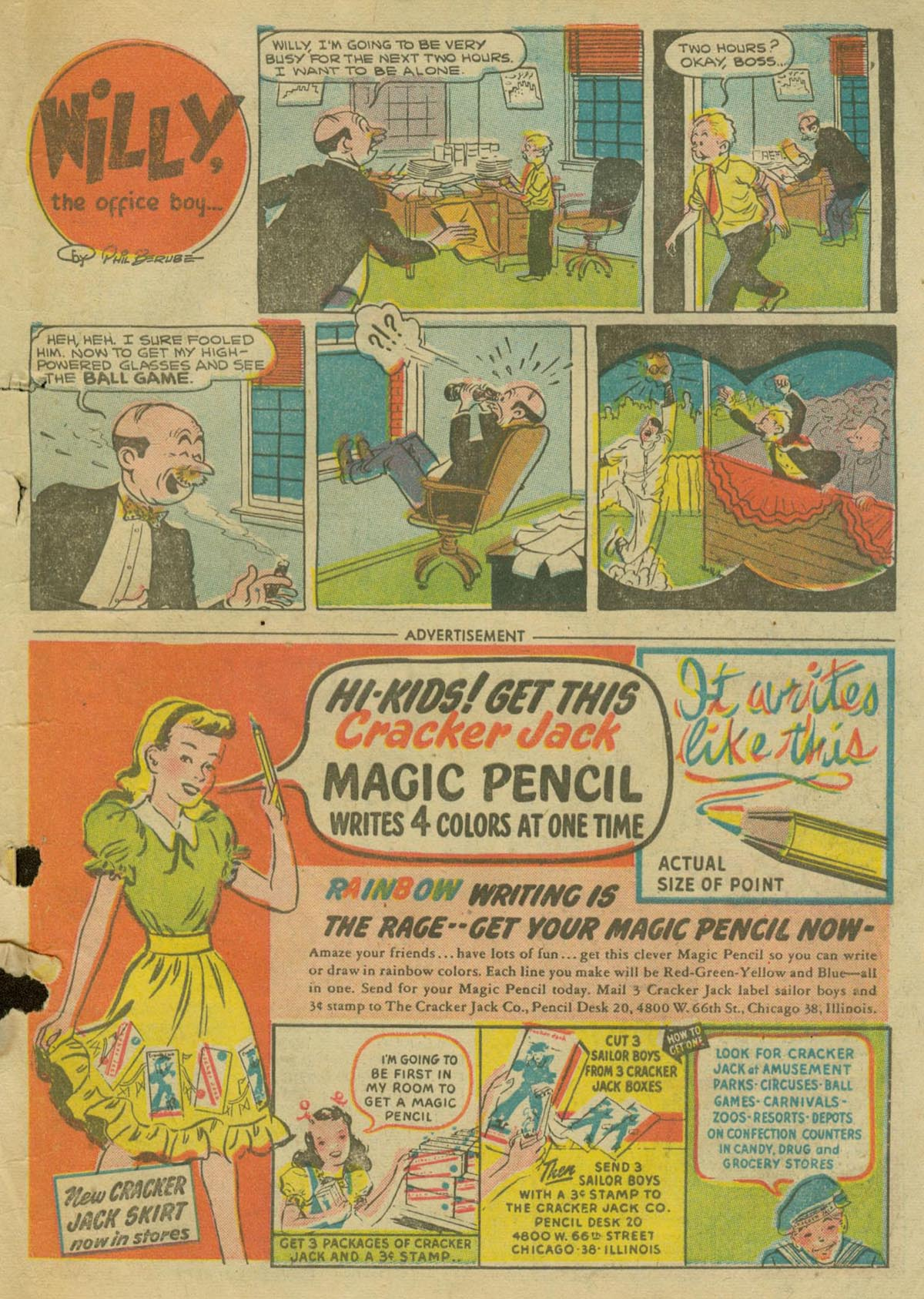 Read online Adventure Comics (1938) comic -  Issue #130 - 48