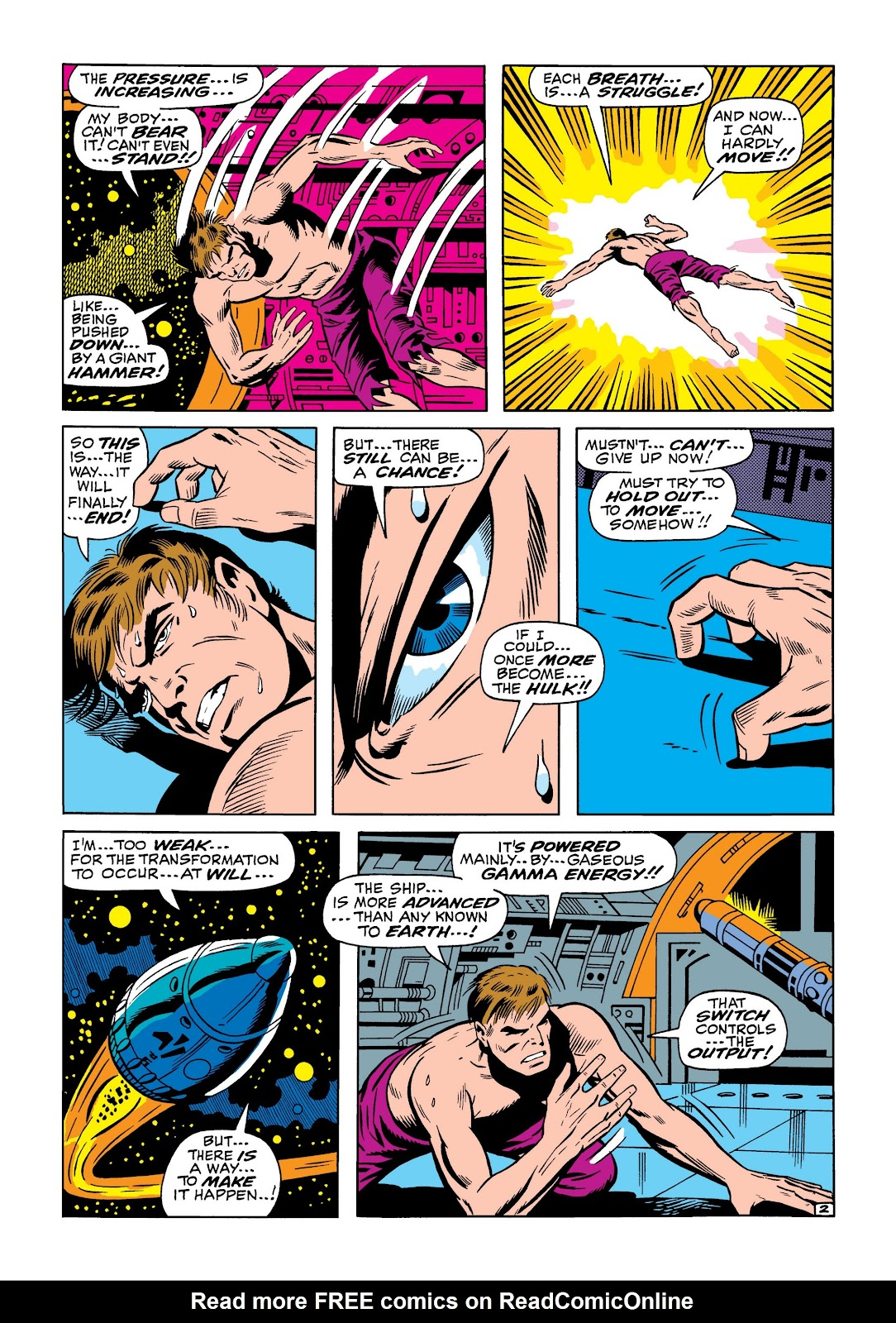 Read online Marvel Masterworks: The Incredible Hulk comic -  Issue # TPB 5 (Part 1) - 50