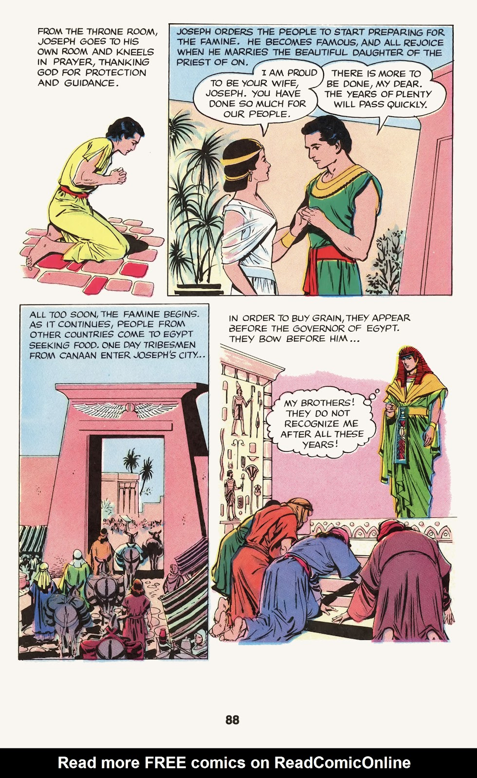 The Picture Bible issue TPB (Part 1) - Page 90