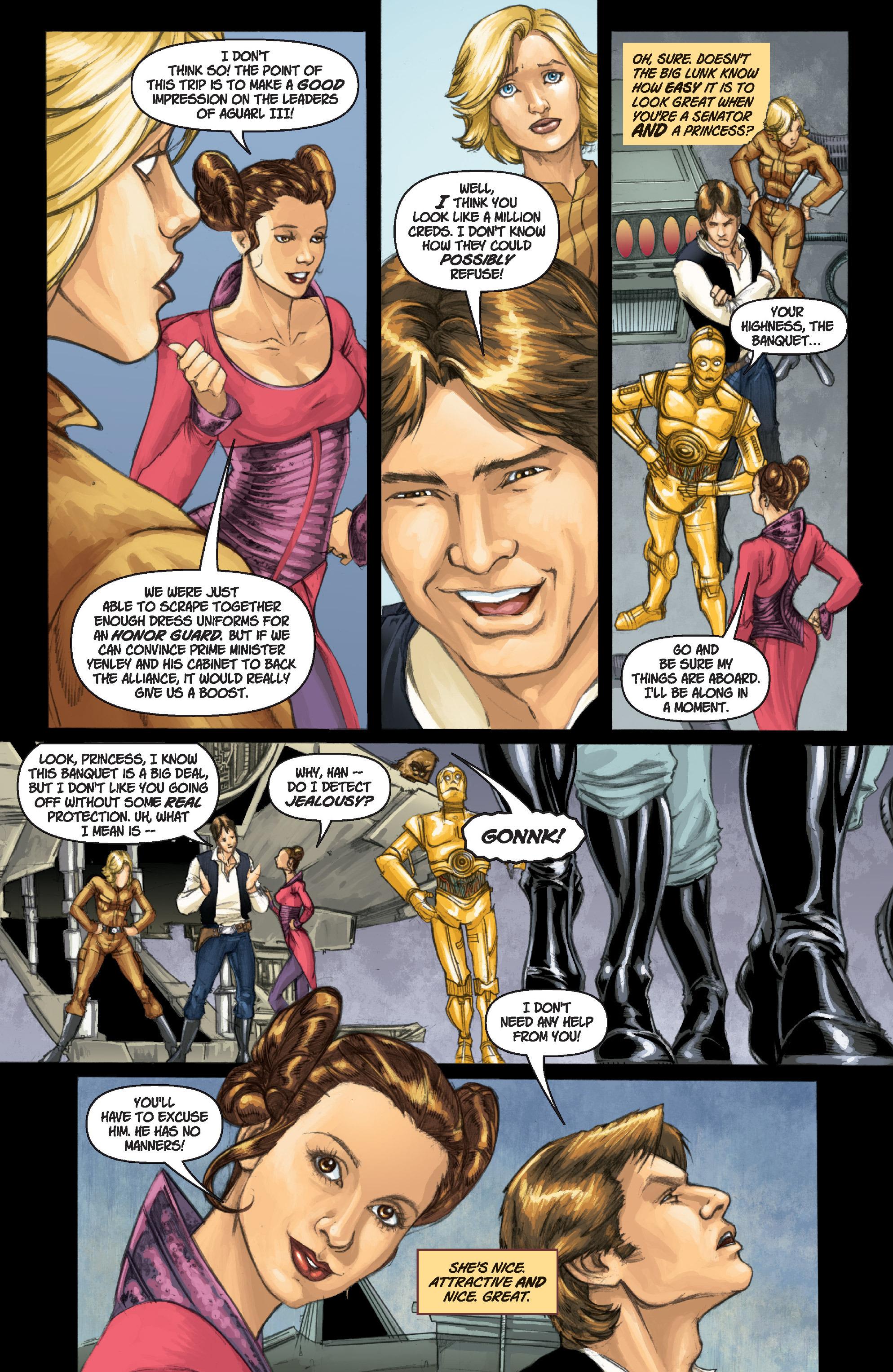 Read online Star Wars Omnibus comic -  Issue # Vol. 17 - 310