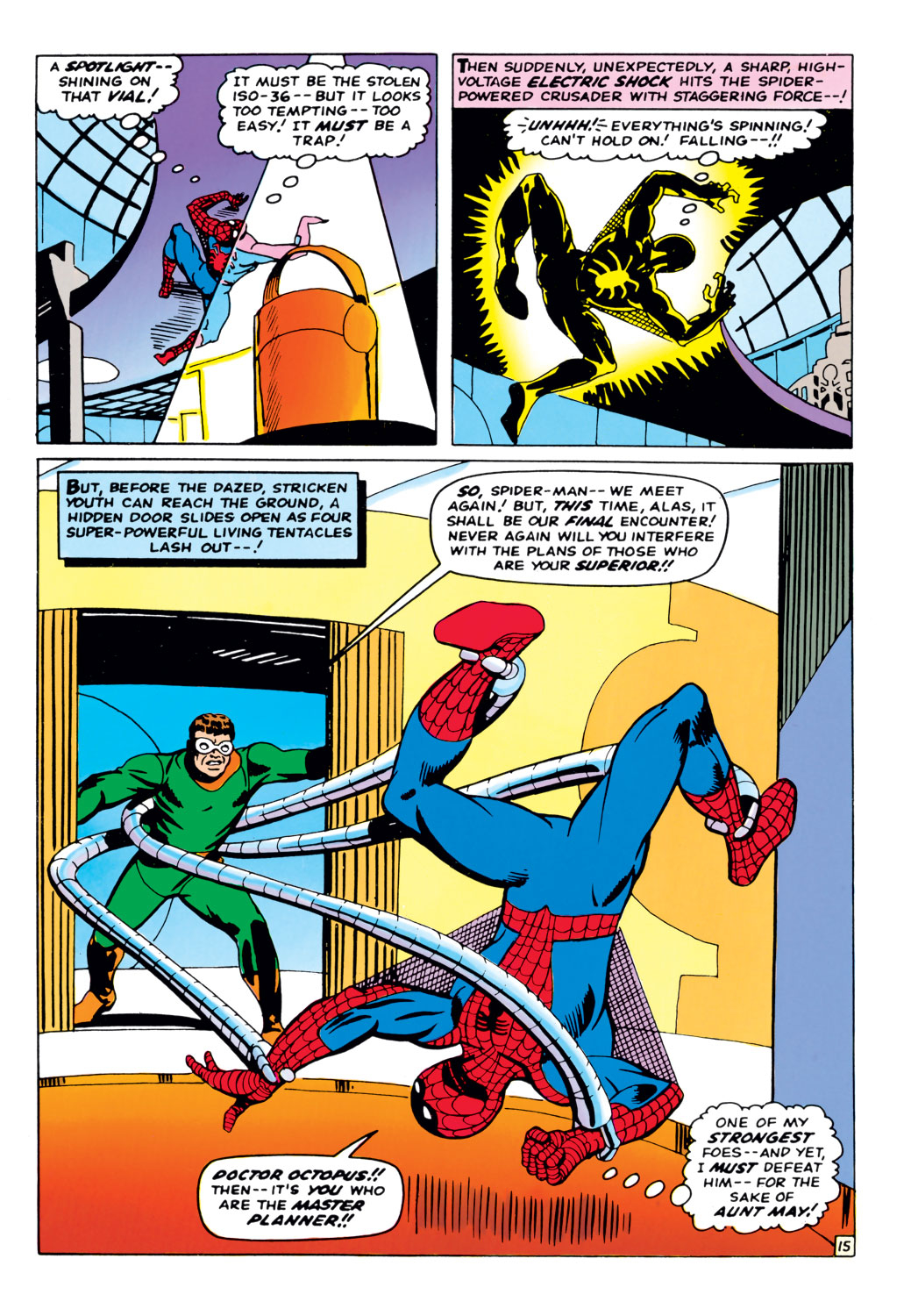 The Amazing Spider-Man (1963) 32 Page 15