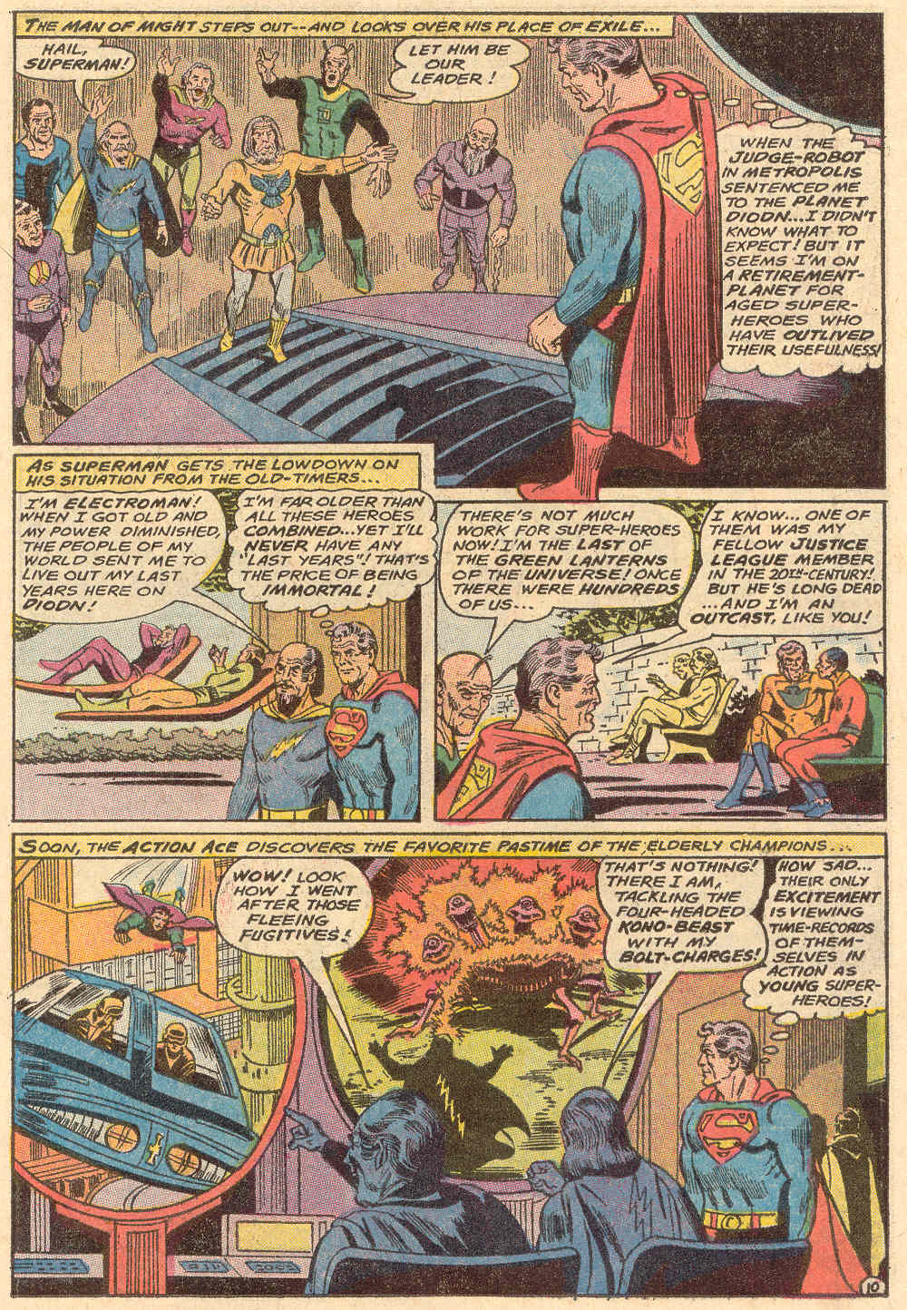 Read online Action Comics (1938) comic -  Issue #386 - 13