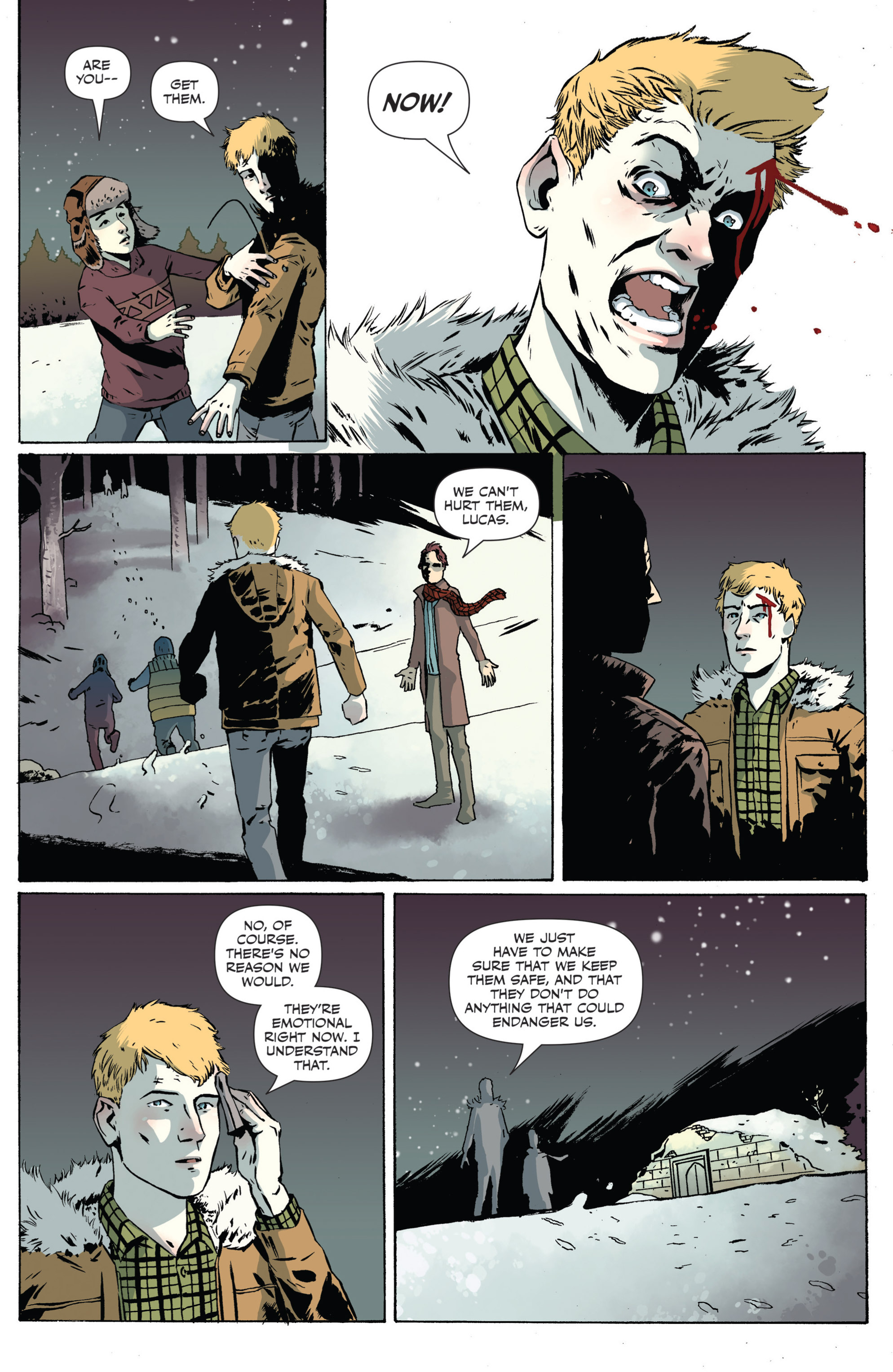 Read online Sheltered comic -  Issue #2 - 21