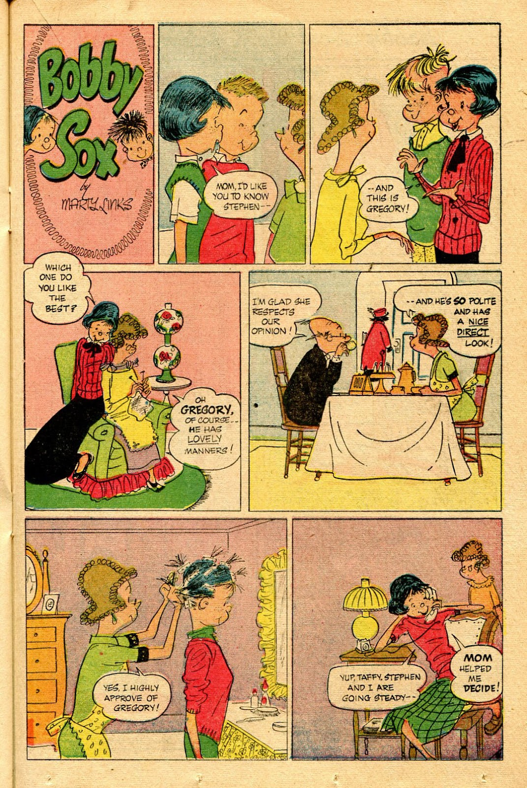 Read online Famous Funnies comic -  Issue #188 - 30