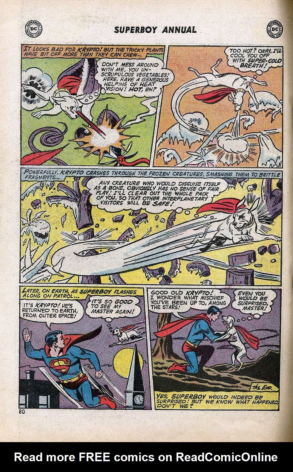 Superboy (1949) issue Annual 1 - Page 82